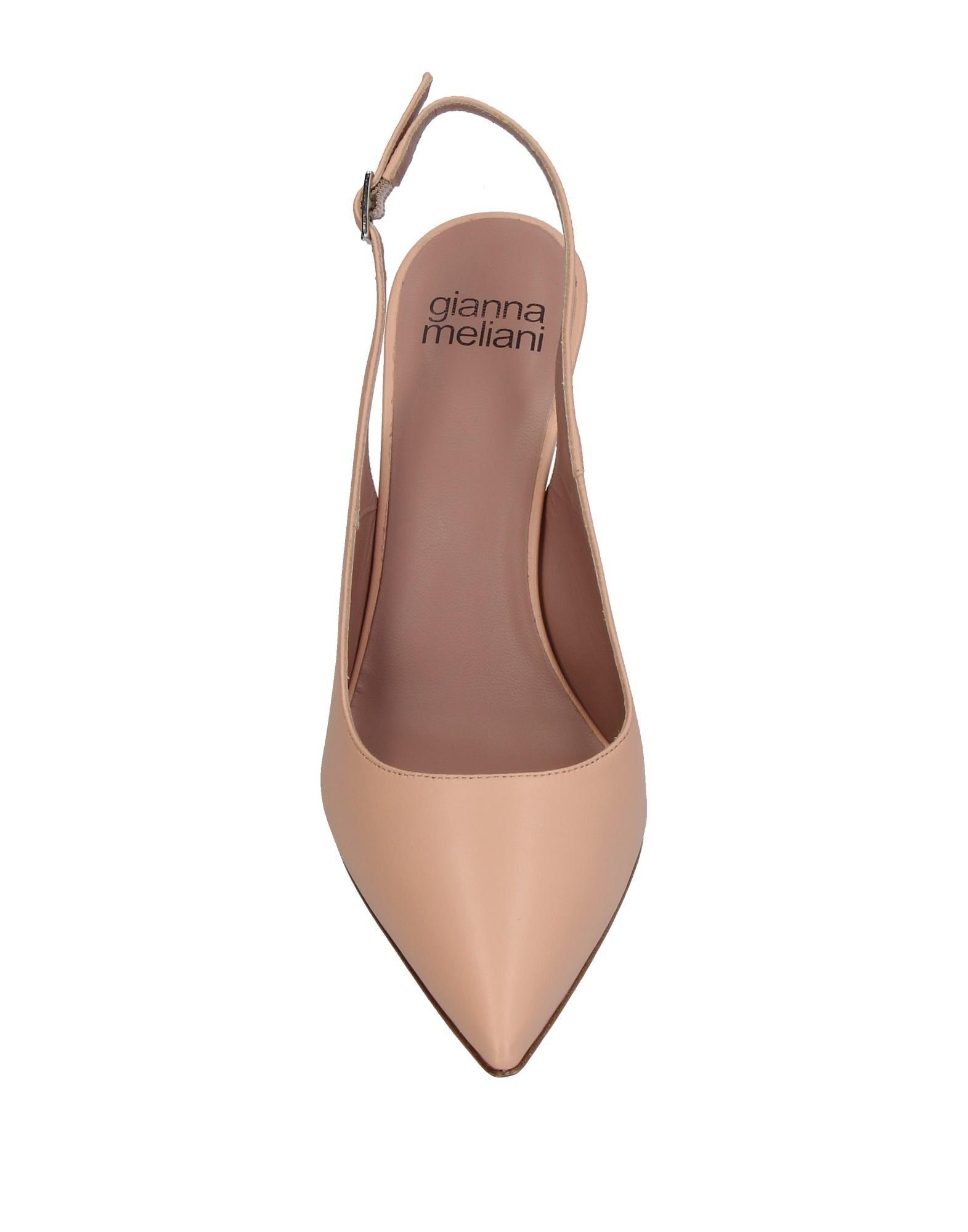 Stilvolle billige Schuhe Gianna Meliani 11410250XA Pumps Damen  11410250XA Meliani 6016e9