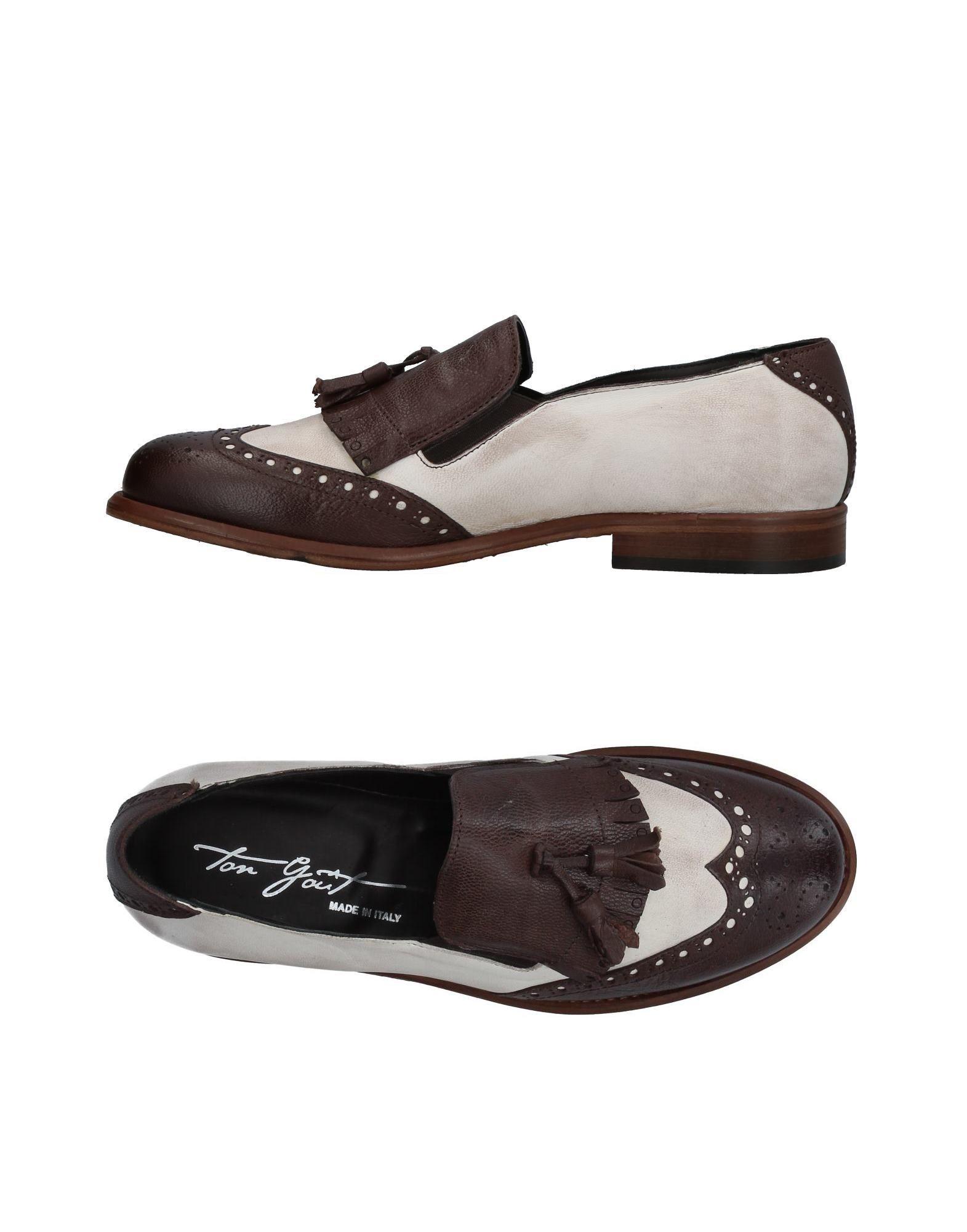 Rabatt echte Schuhe Ton Goût Mokassins Herren  11410256LH
