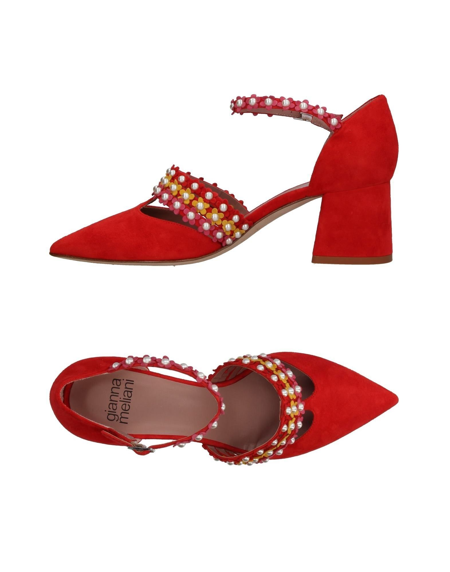 Stilvolle billige Schuhe Gianna Meliani Pumps Damen  11410302FH
