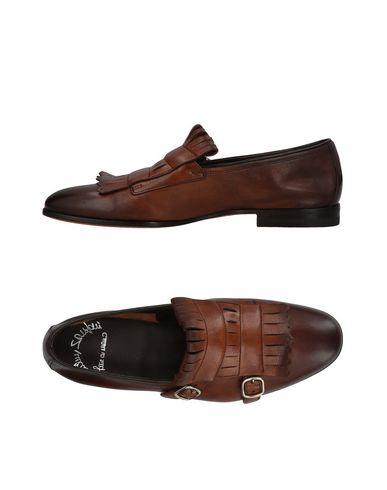 Zapatos con descuento Mocasín Santoni Hombre - Mocasines Santoni - 11410347VP Marrón