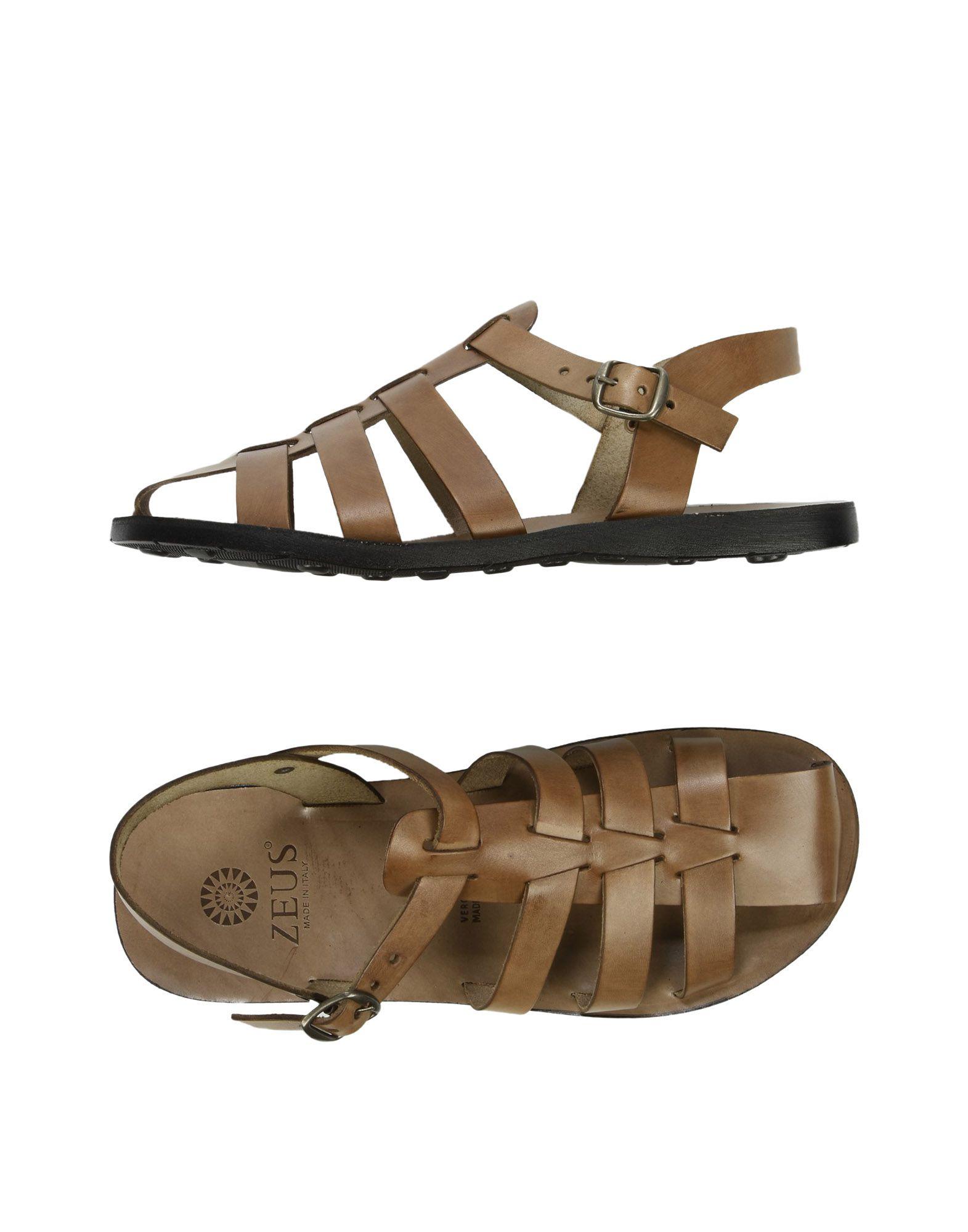 Rabatt echte Schuhe Zeus Sandalen Herren  11410353AK