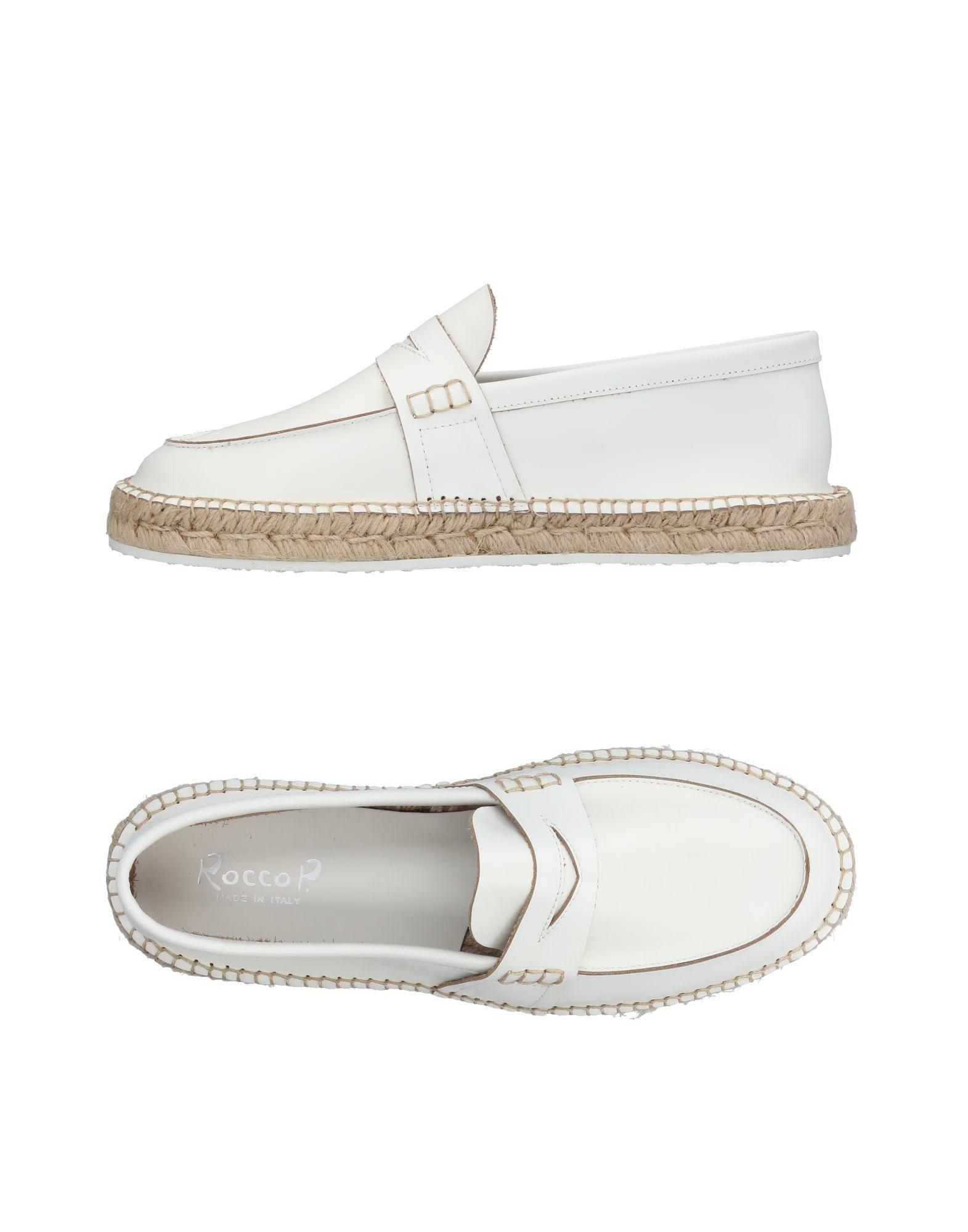 Rabatt echte Schuhe Rocco P. Espadrilles Herren  11410404LM