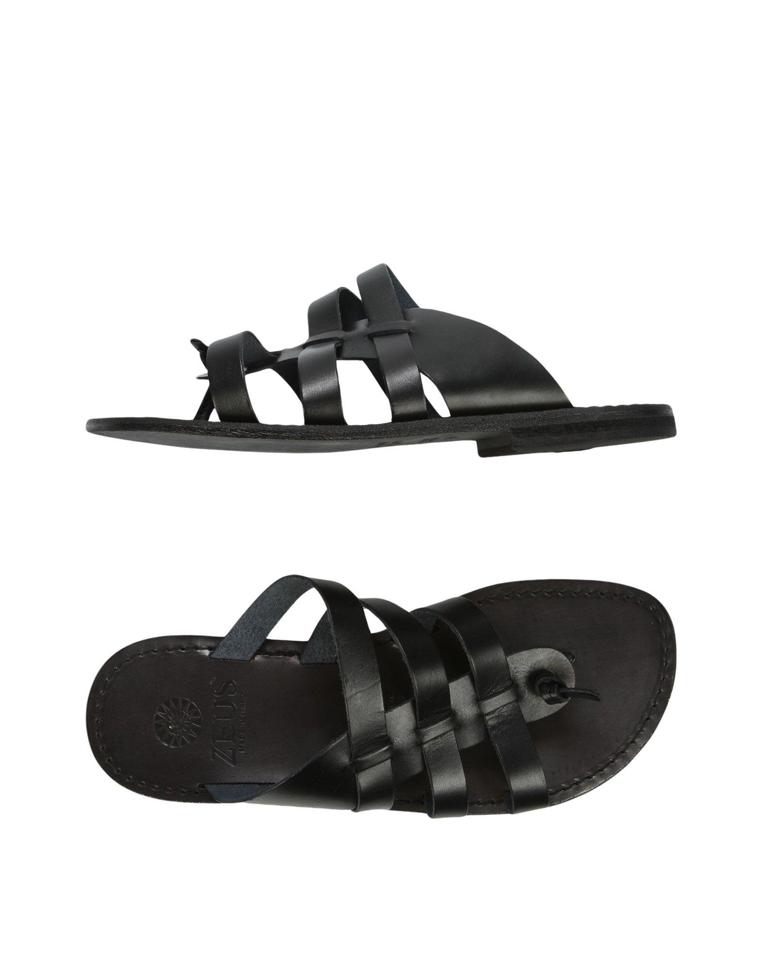 Rabatt echte Schuhe Zeus Dianetten Herren  11410418OJ