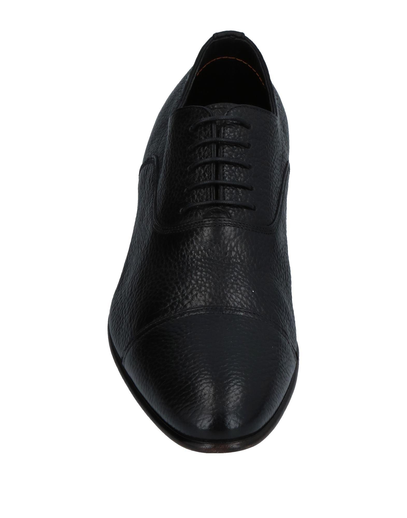 Santoni 11410457MQ Schnürschuhe Herren  11410457MQ Santoni Heiße Schuhe fe0c5a