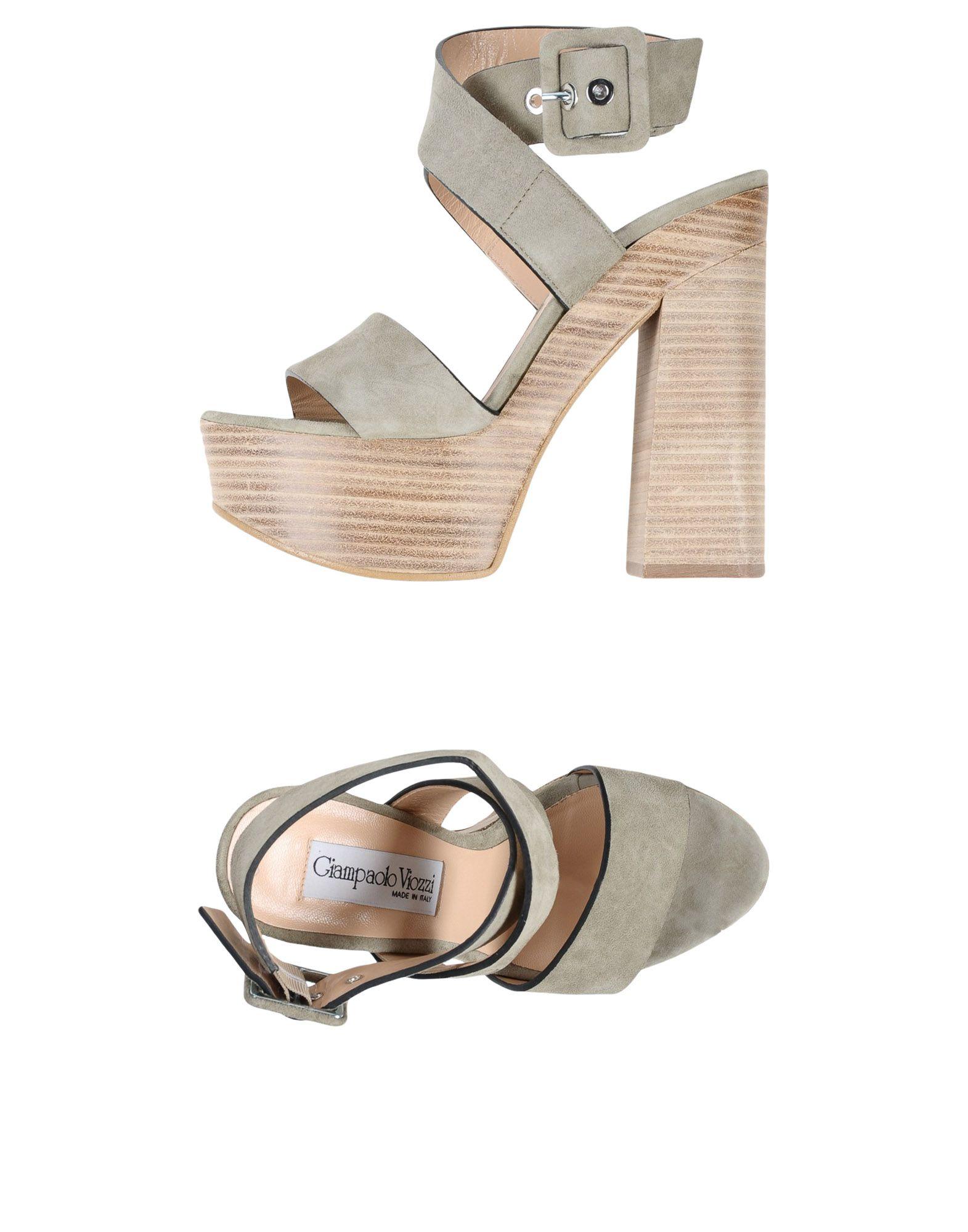 Gut um billige Schuhe zu 11410467IW tragenGiampaolo Viozzi Sandalen Damen 11410467IW zu 89e6d7