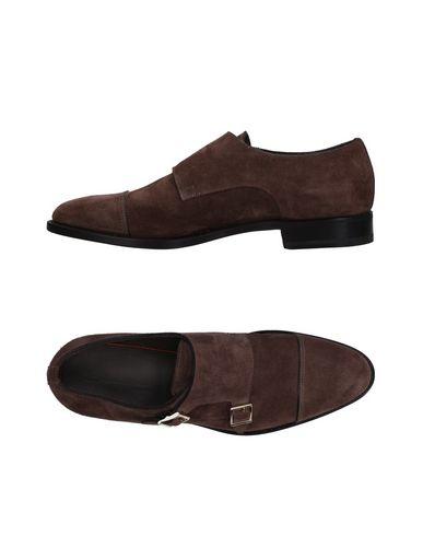 Zapatos con descuento Mocasín Santoni Hombre - Mocasines Santoni - 11410560NX Plomo