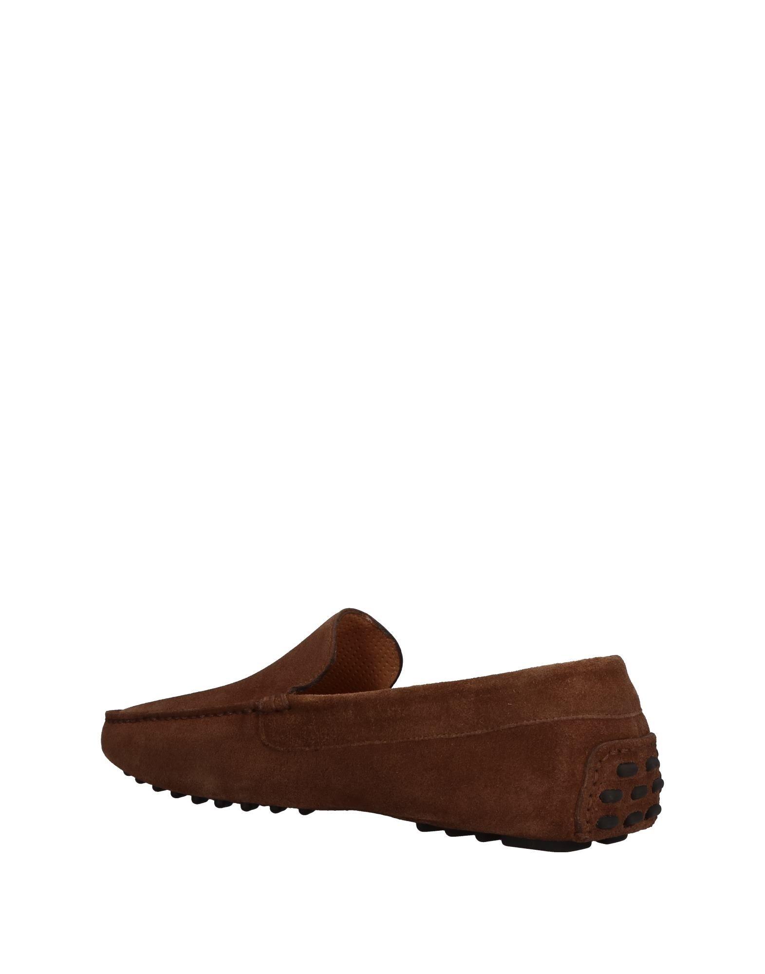 Günstige und modische Schuhe Santoni Mokassins Herren  11410587DS