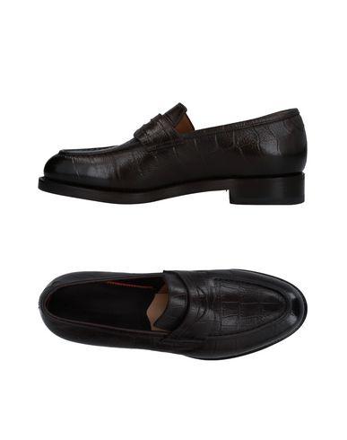 Zapatos con - descuento Mocasín Santoni Hombre - con Mocasines Santoni - 11410591HW Café 60f533