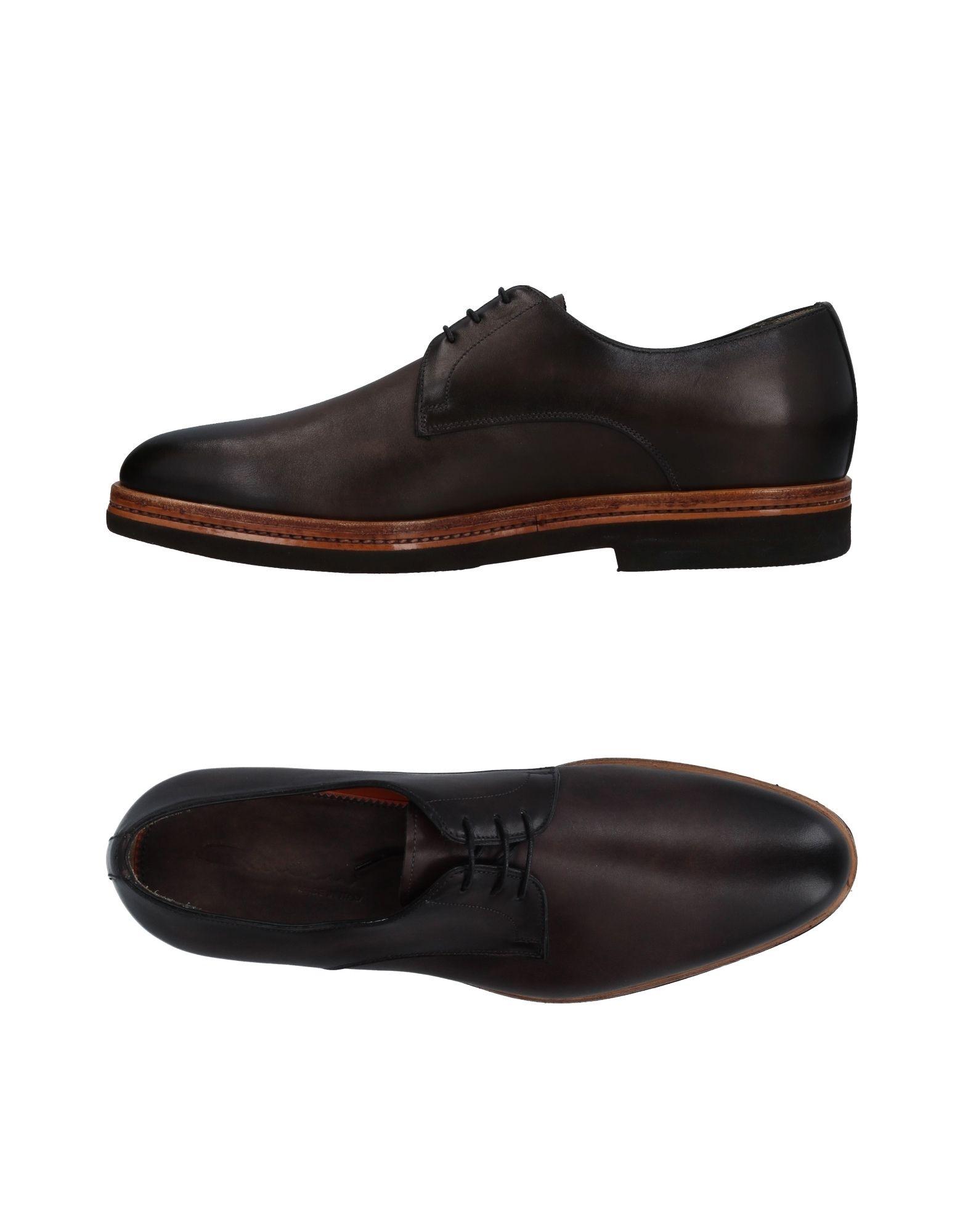 Santoni Schnürschuhe Herren  11410606AC Gute Qualität beliebte Schuhe