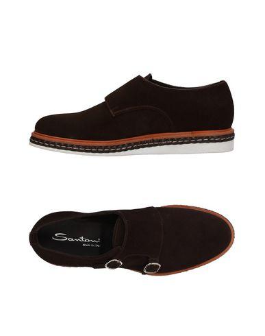 Zapatos con descuento Mocasín Santoni Hombre - Mocasines Santoni - 11410621JG Café