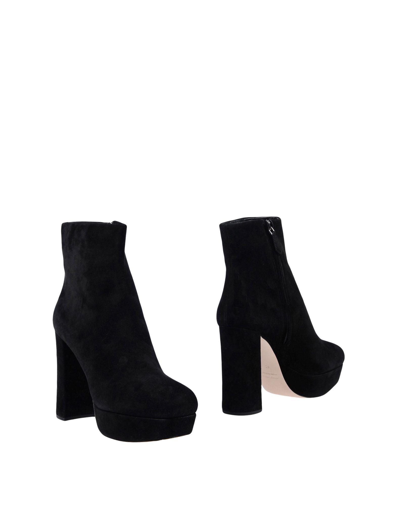 Miu Miu Stiefelette gut Damen  11410643RMGünstige gut Stiefelette aussehende Schuhe d6a100