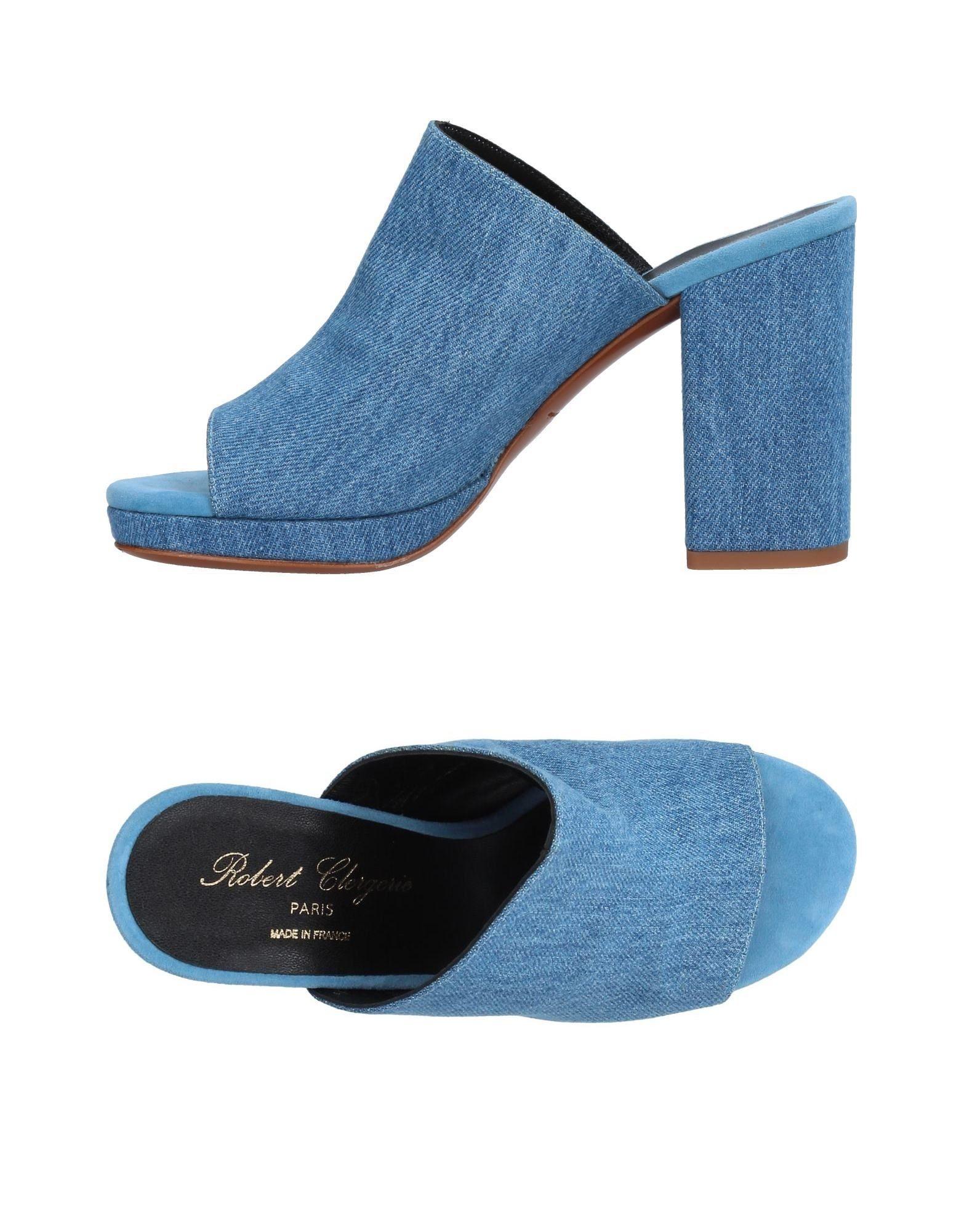 Stilvolle billige Schuhe Robert Clergerie Sandalen Damen  11410653AG