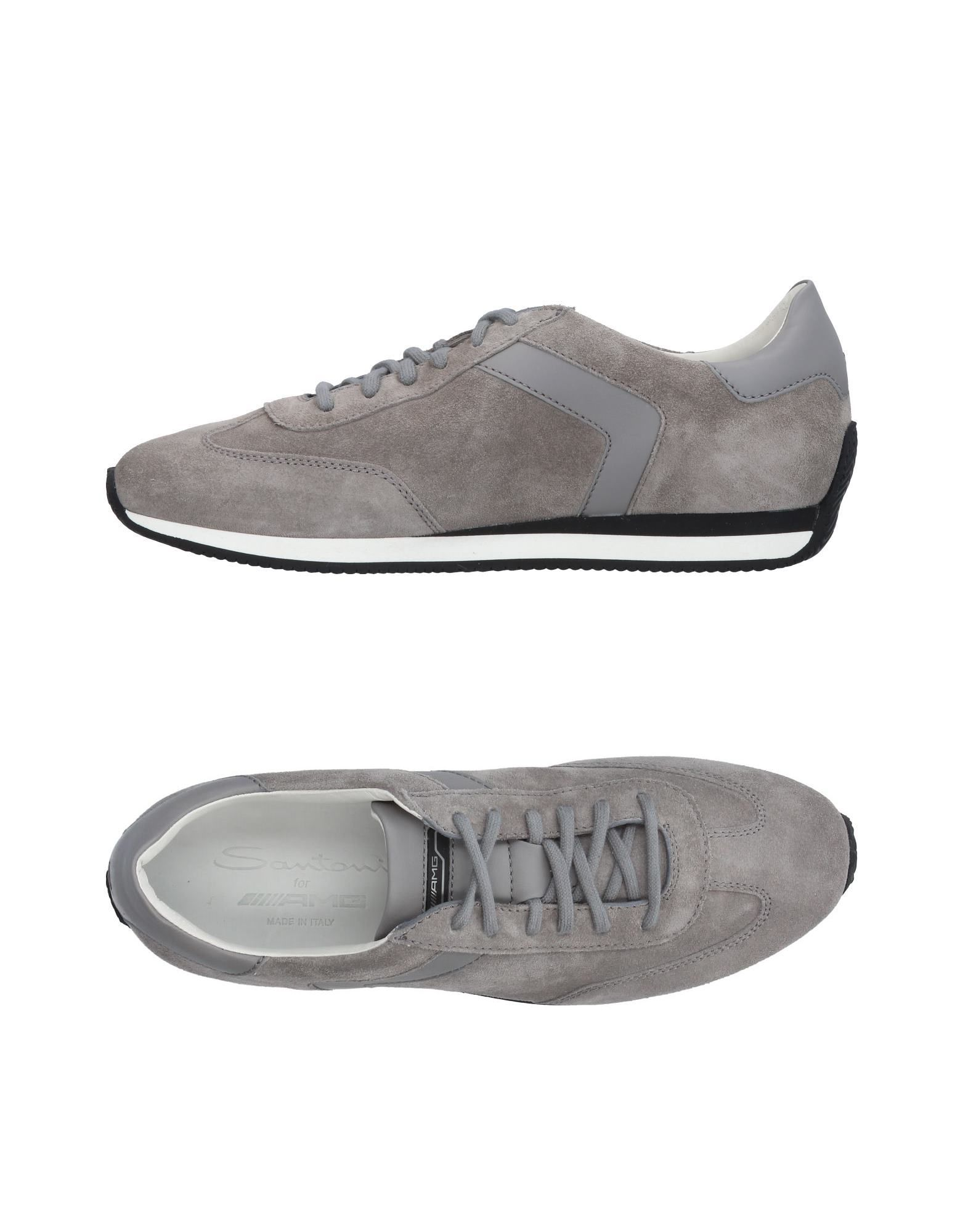 Moda Sneakers Santoni Uomo - 11410706IP