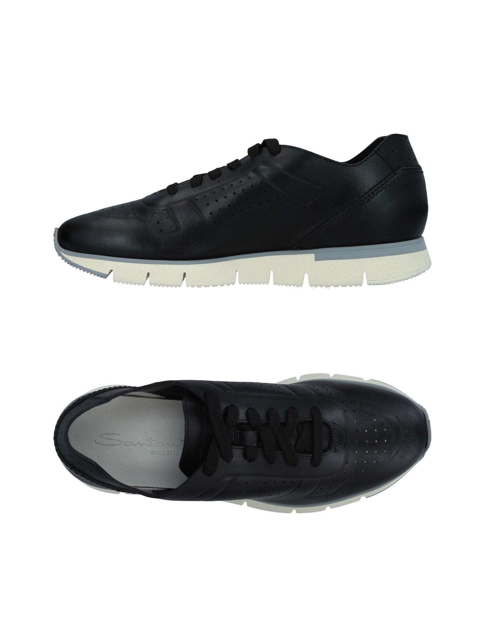 Santoni Sneakers Herren Schuhe  11410719OO Heiße Schuhe Herren bddeb2