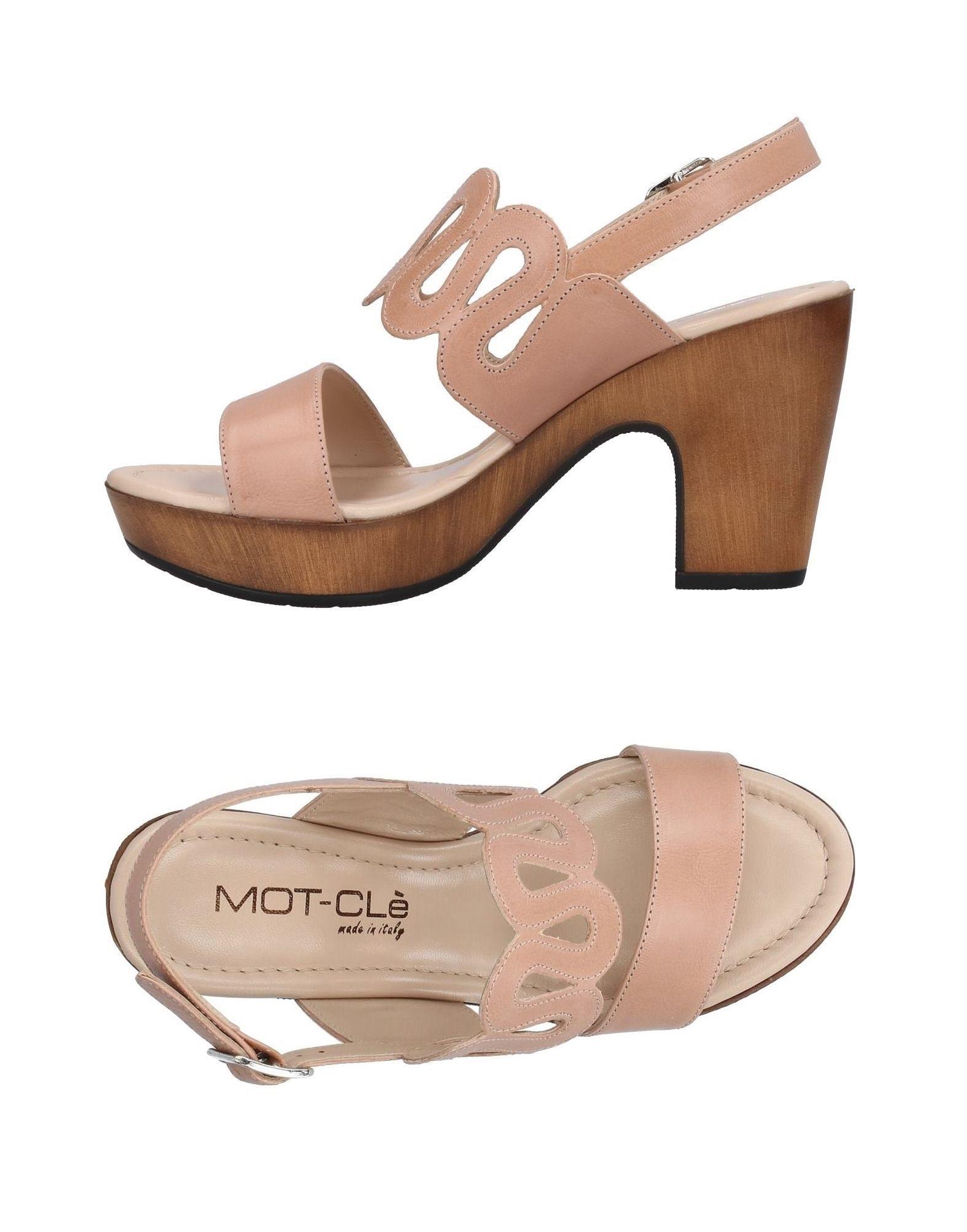 Sandales Mot-Clè Femme - Sandales Mot-Clè sur