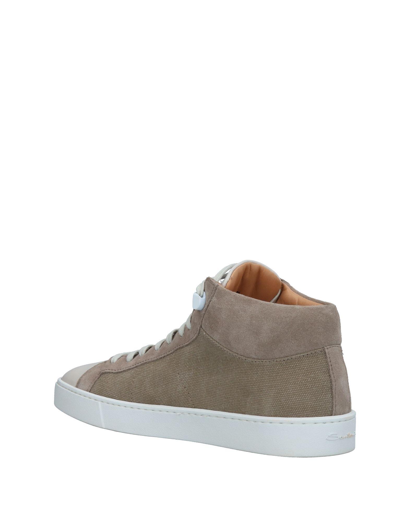 Santoni Sneakers Herren  11410767IB Heiße Schuhe 3da01a