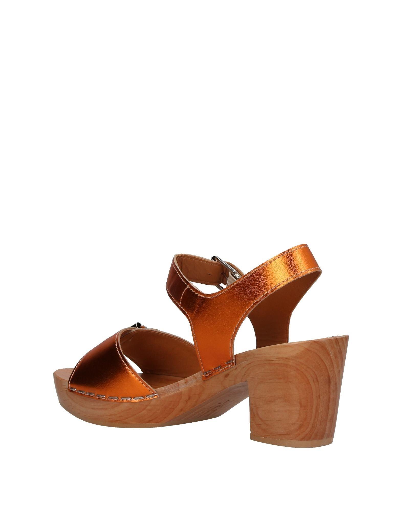 Rabatt Schuhe A Trois By 11410777NK Boccaccini Pantoletten Damen  11410777NK By 67bb69