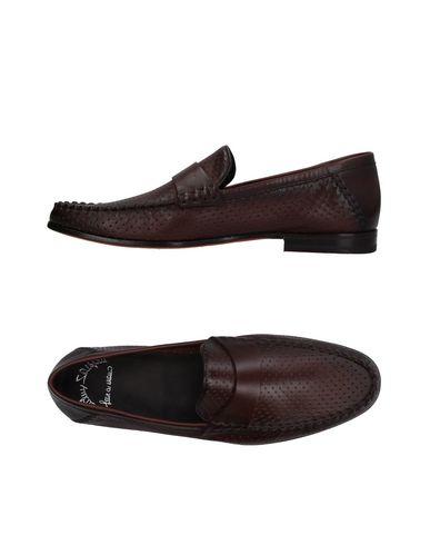 Los últimos zapatos de hombre y mujer Mocasines Mocasín Santoni Hombre - Mocasines mujer Santoni - 11410779FS Café 3508f9