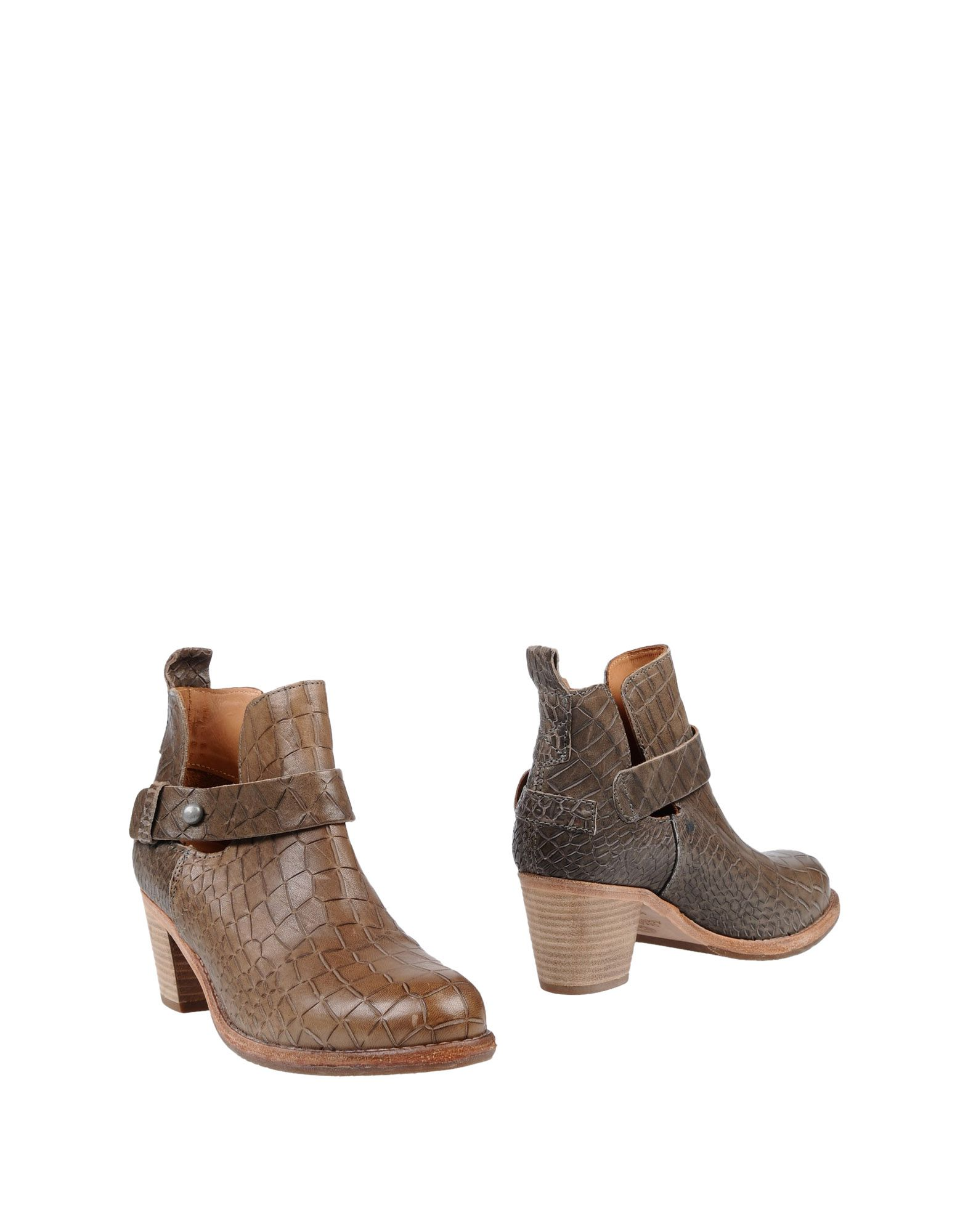 Bottine Shabbies Amsterdam Femme - Bottines Shabbies Amsterdam sur