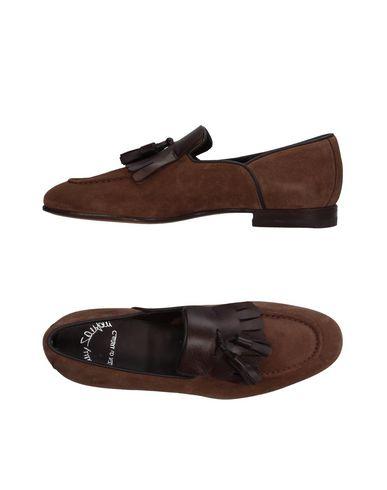 Zapatos con descuento Mocasín Santoni Hombre - Mocasines Santoni - 11410800LP Cacao