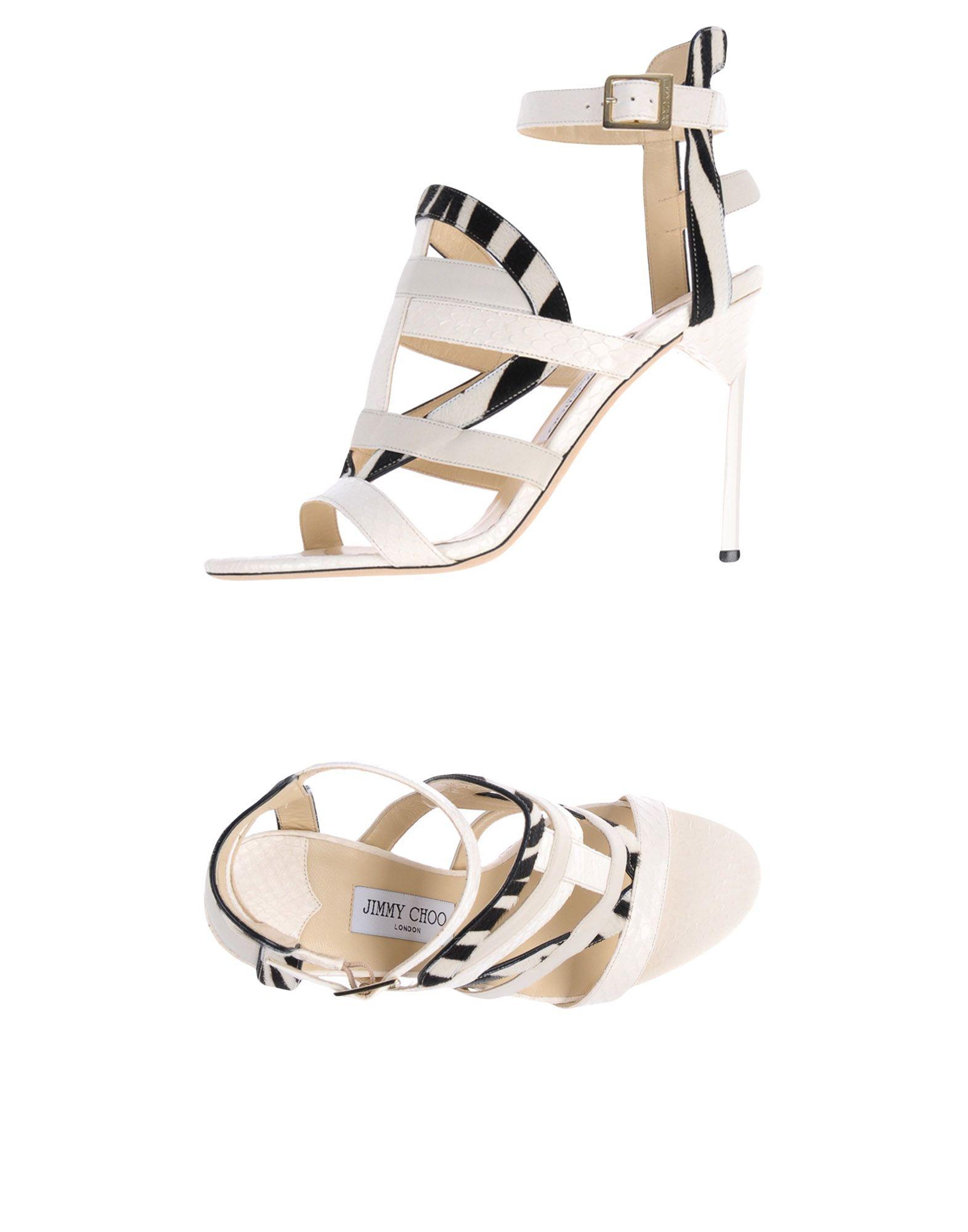 Jimmy Choo Sandalen Damen  11410802GFGünstige gut aussehende Schuhe