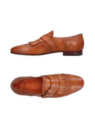 Zapatos con descuento Mocasín Santoni Hombre - Mocasines Santoni - 11410877IT Camel
