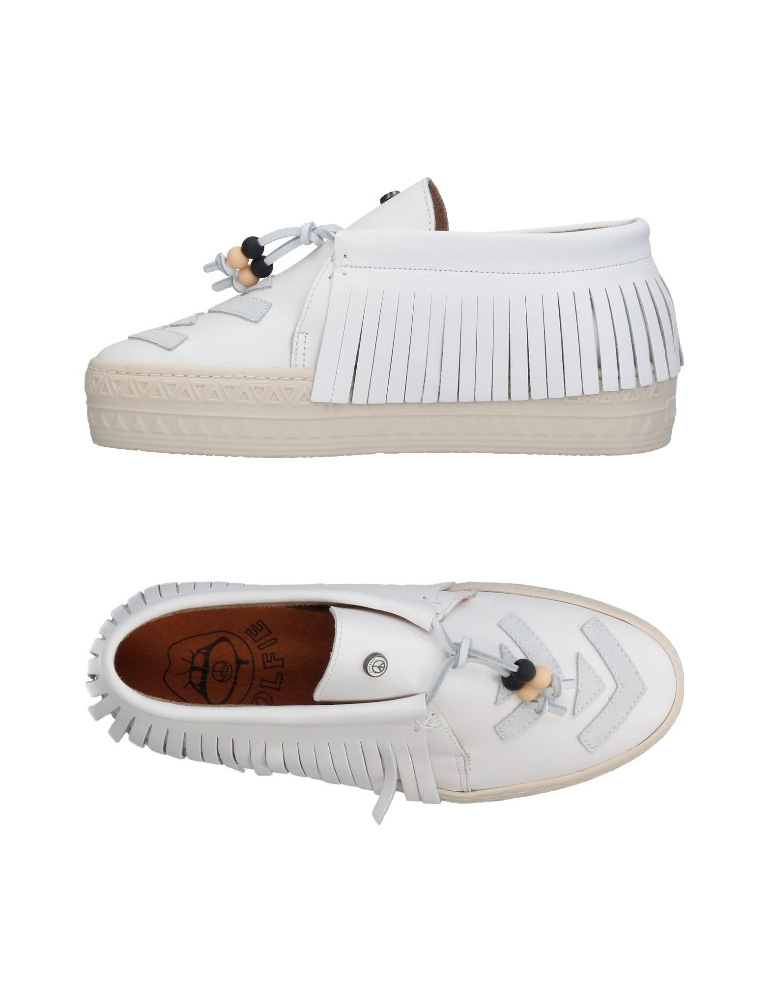Haltbare Mode billige Schuhe Dolfie Sneakers Damen  11410888JK Heiße Schuhe