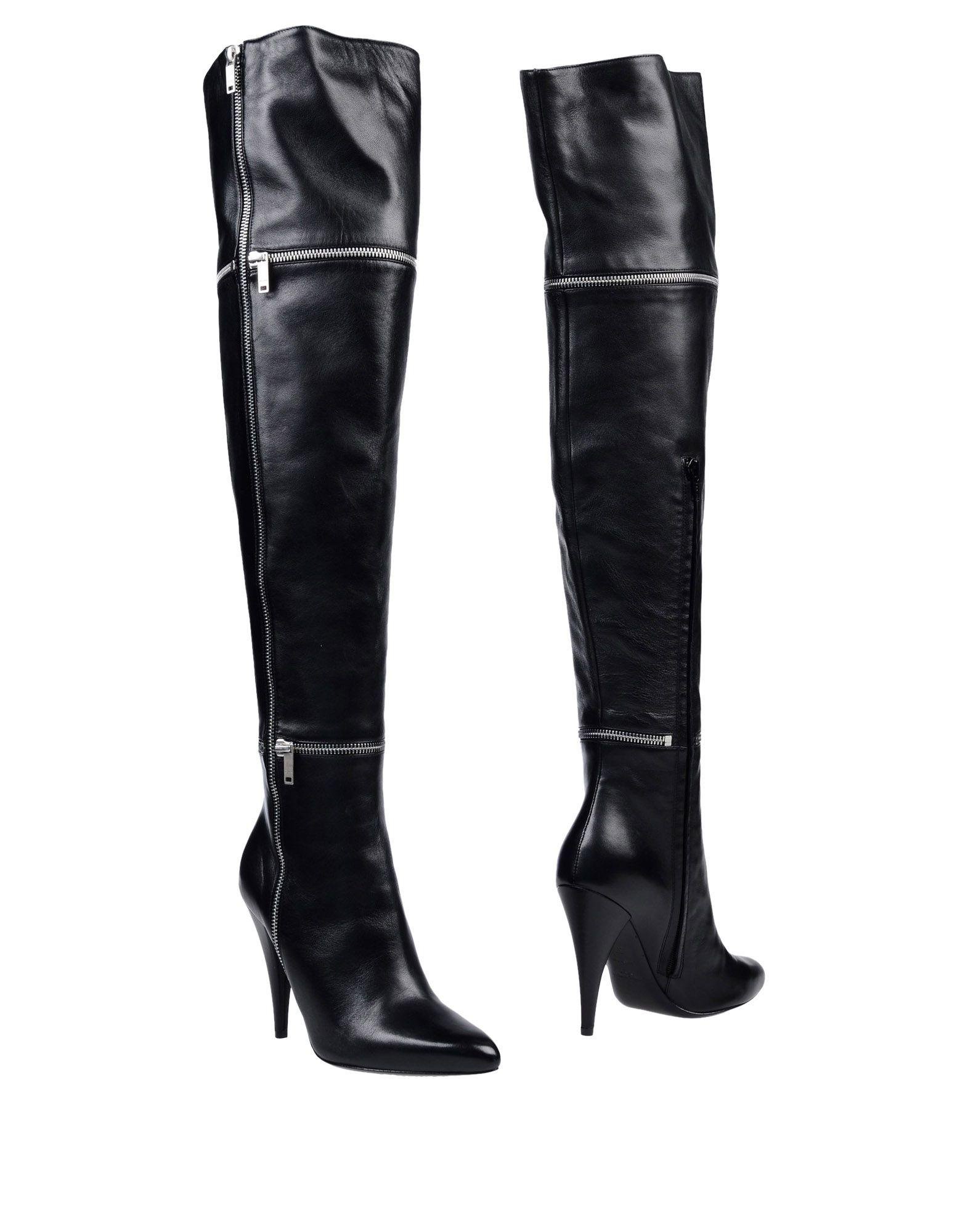 Saint Stiefel Laurent Stiefel Saint Damen  11410910TNGünstige gut aussehende Schuhe 2f4298