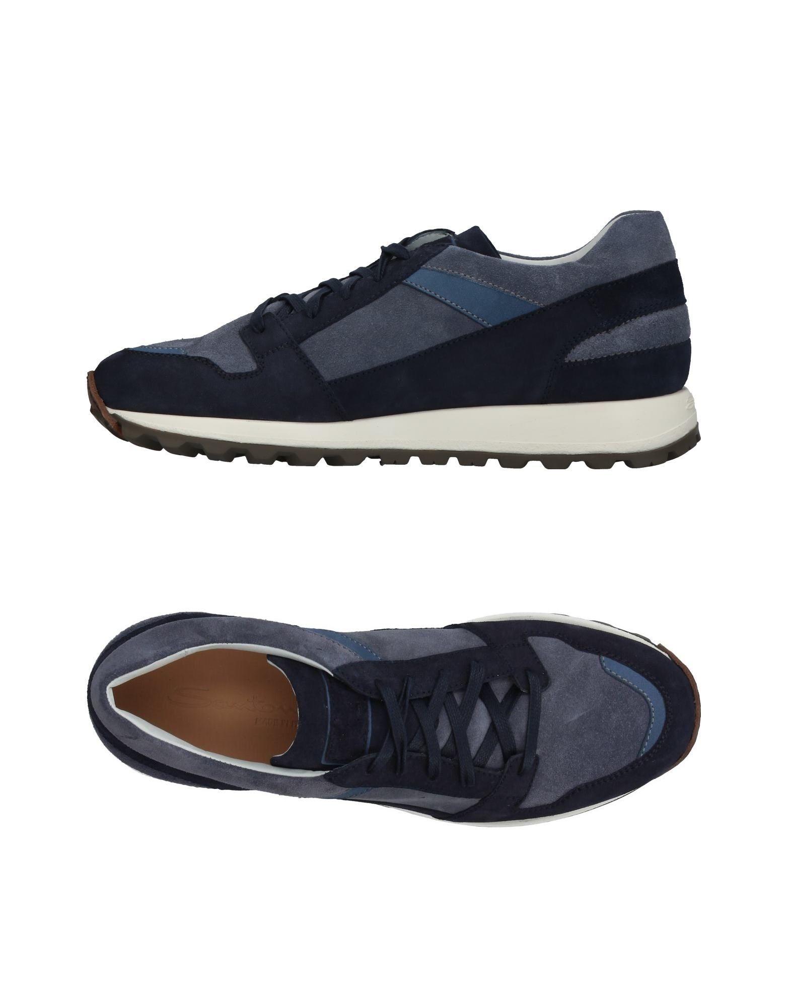 Santoni Sneakers Herren  11410944TC Gute Qualität beliebte Schuhe