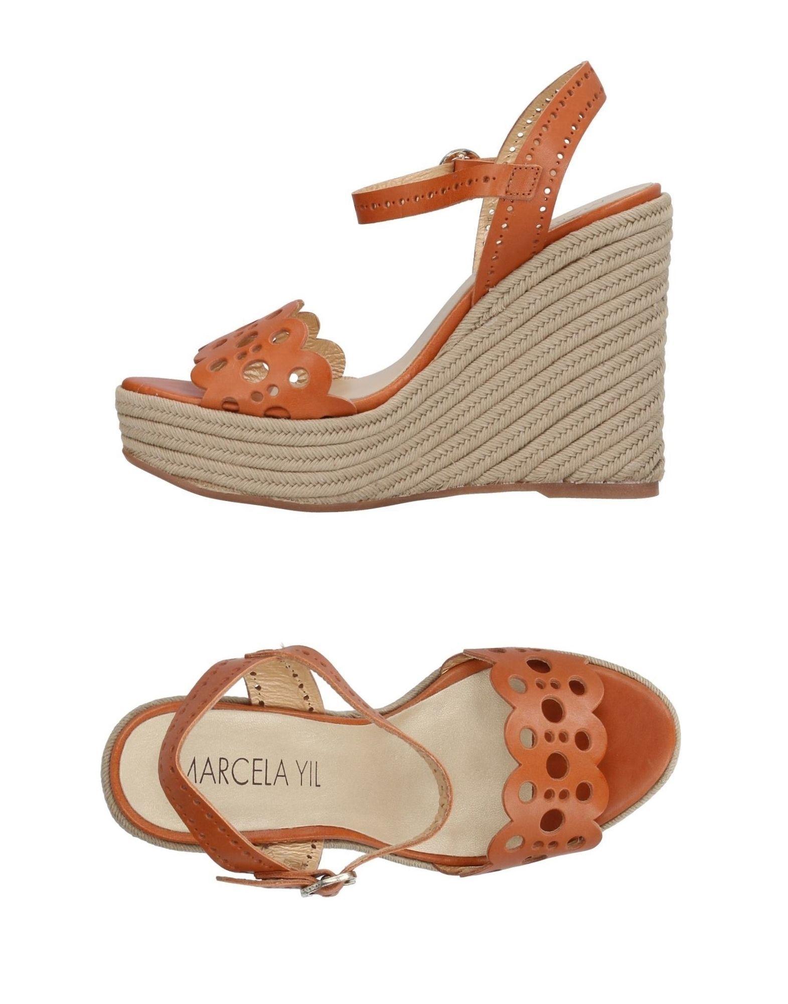 Marcela Yil Sandalen Damen  11411153UI Gute Qualität beliebte Schuhe