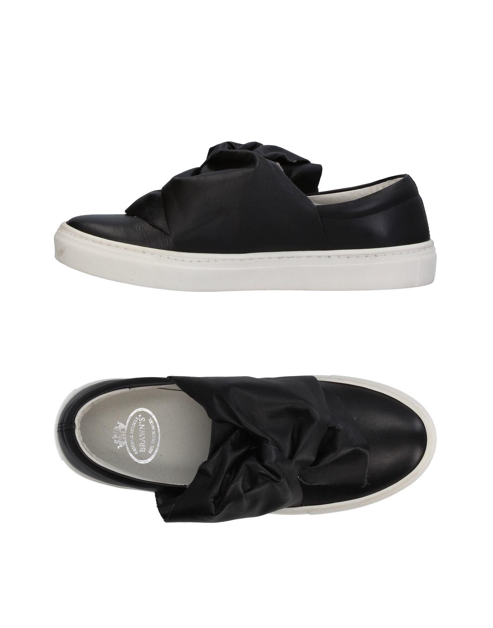 Brawn's Sneakers Sneakers Brawn's Damen  11411241RO  30ba74