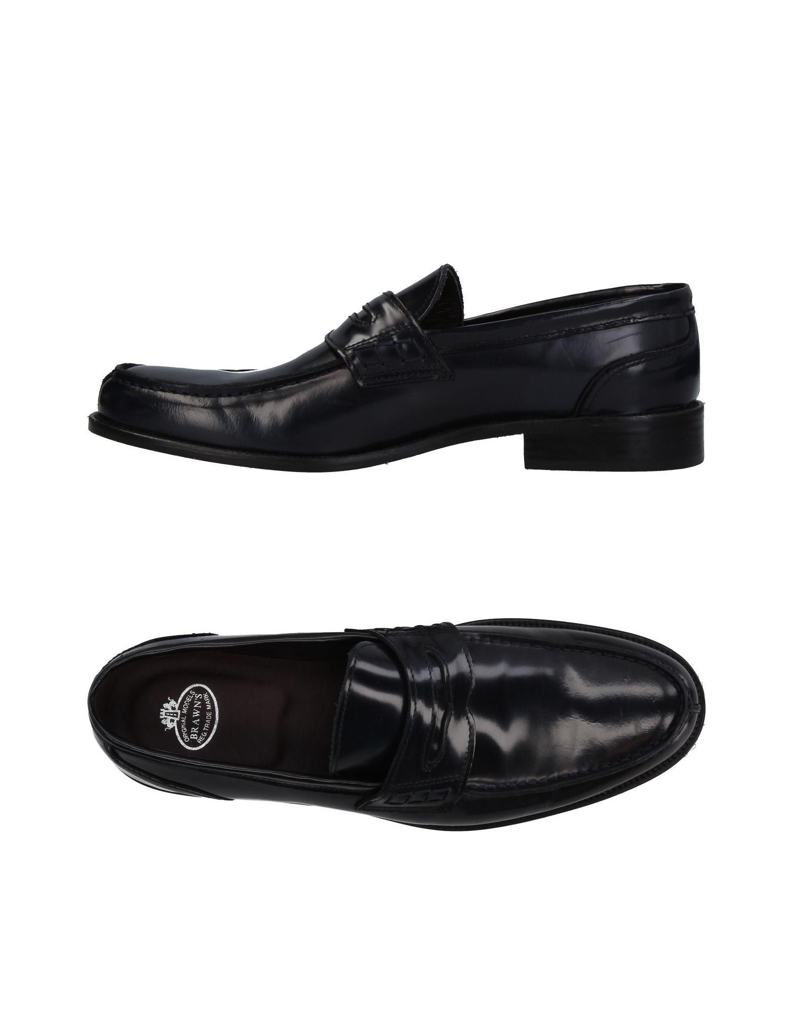 Rabatt echte Schuhe Brawn's Mokassins Herren  11411251LV