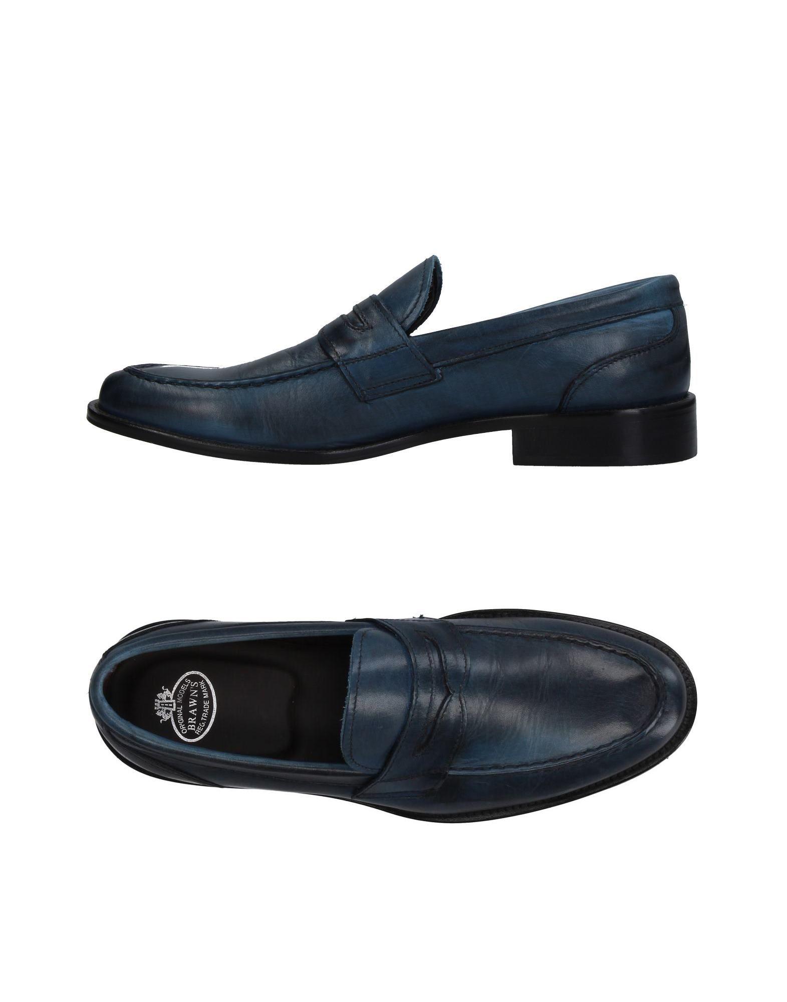 Haltbare Mode billige Schuhe Brawn's Mokassins Herren  11411258DV Heiße Schuhe
