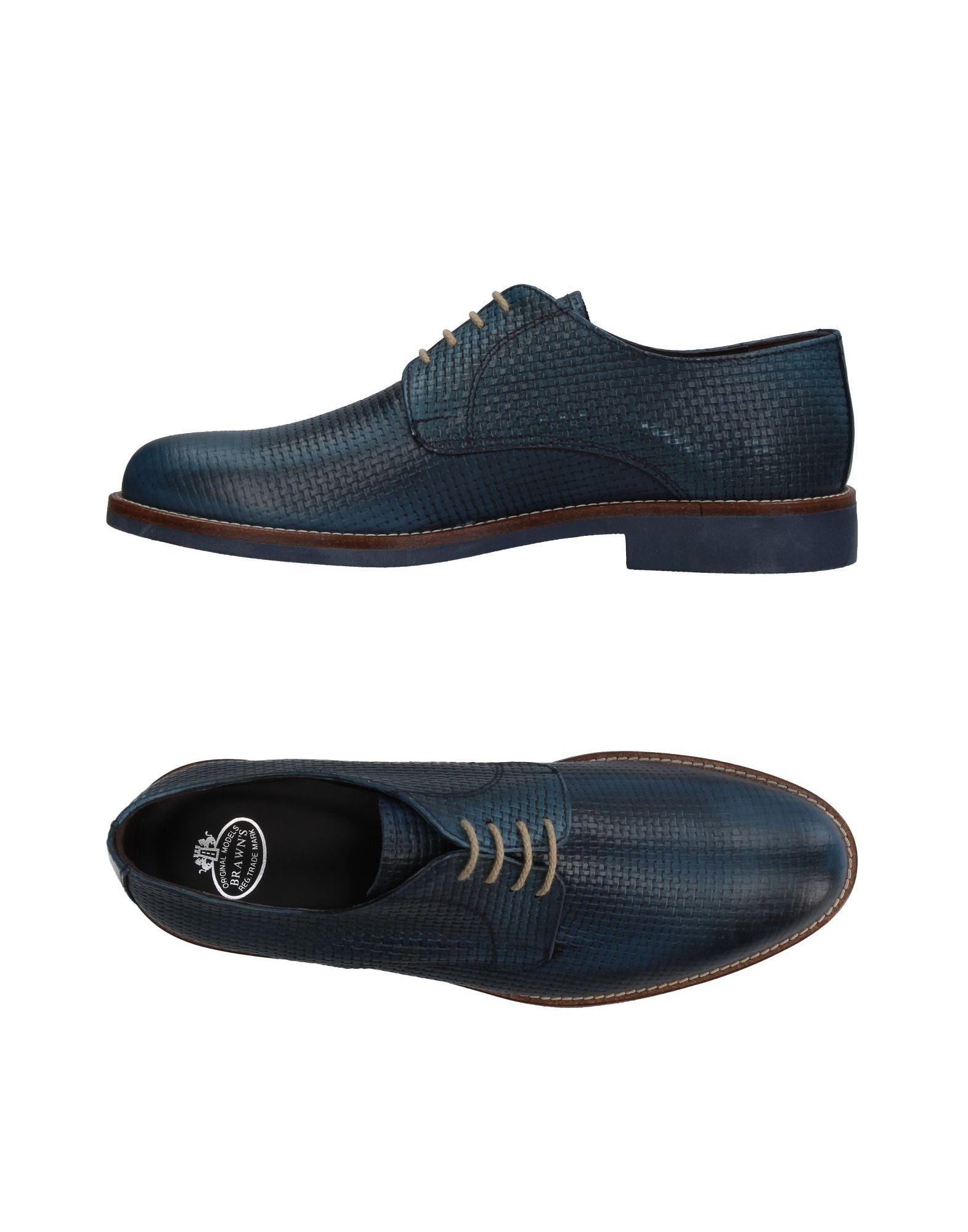 Rabatt echte Schuhe Brawn's Schnürschuhe Herren  11411268UQ
