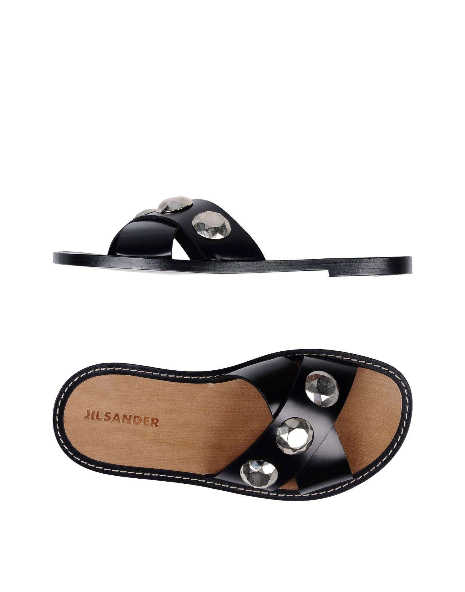 Rabatt Schuhe Jil Sander Sandalen Damen  11411277GM