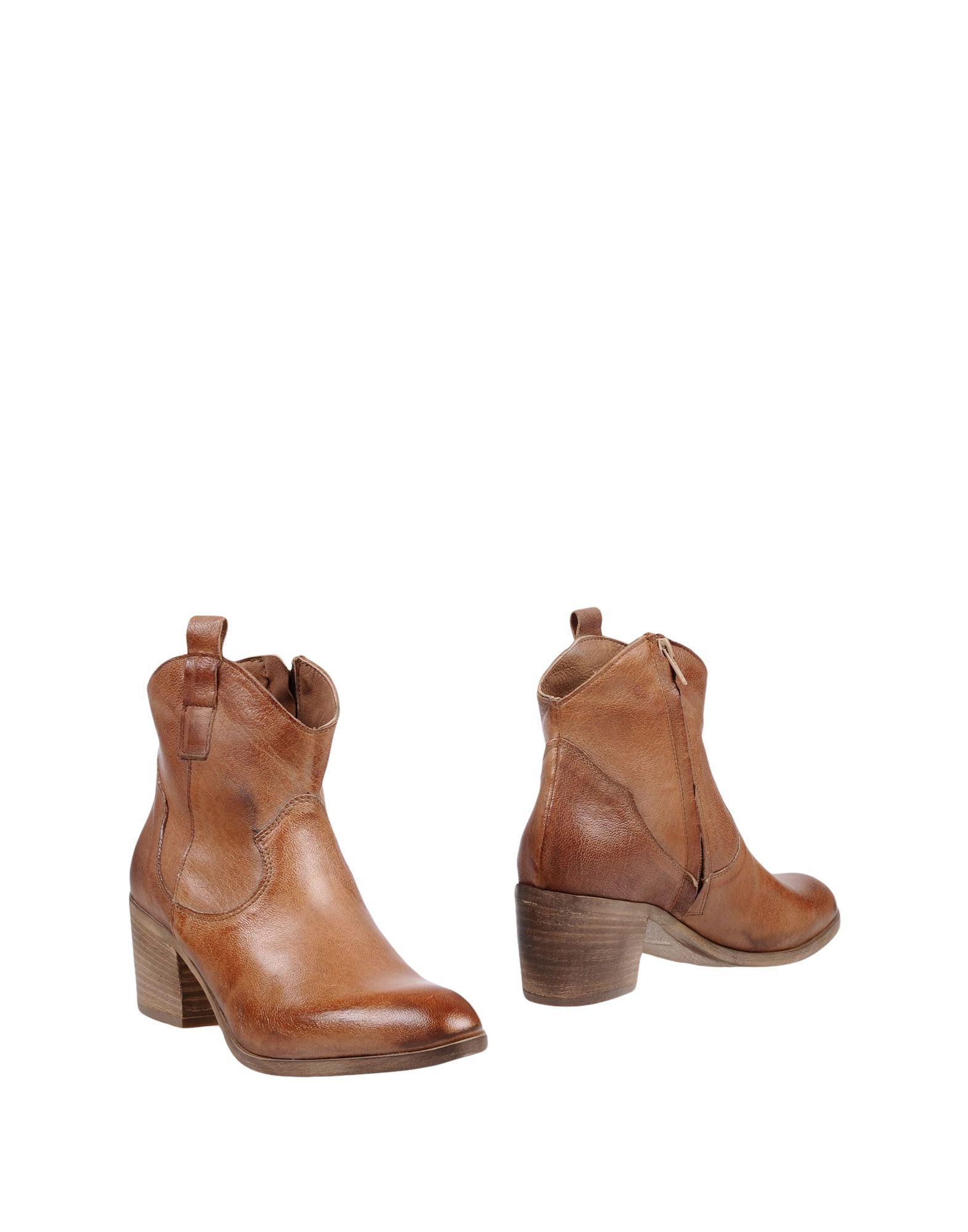Brawn's beliebte Stiefelette Damen  11411301ER Gute Qualität beliebte Brawn's Schuhe 011115