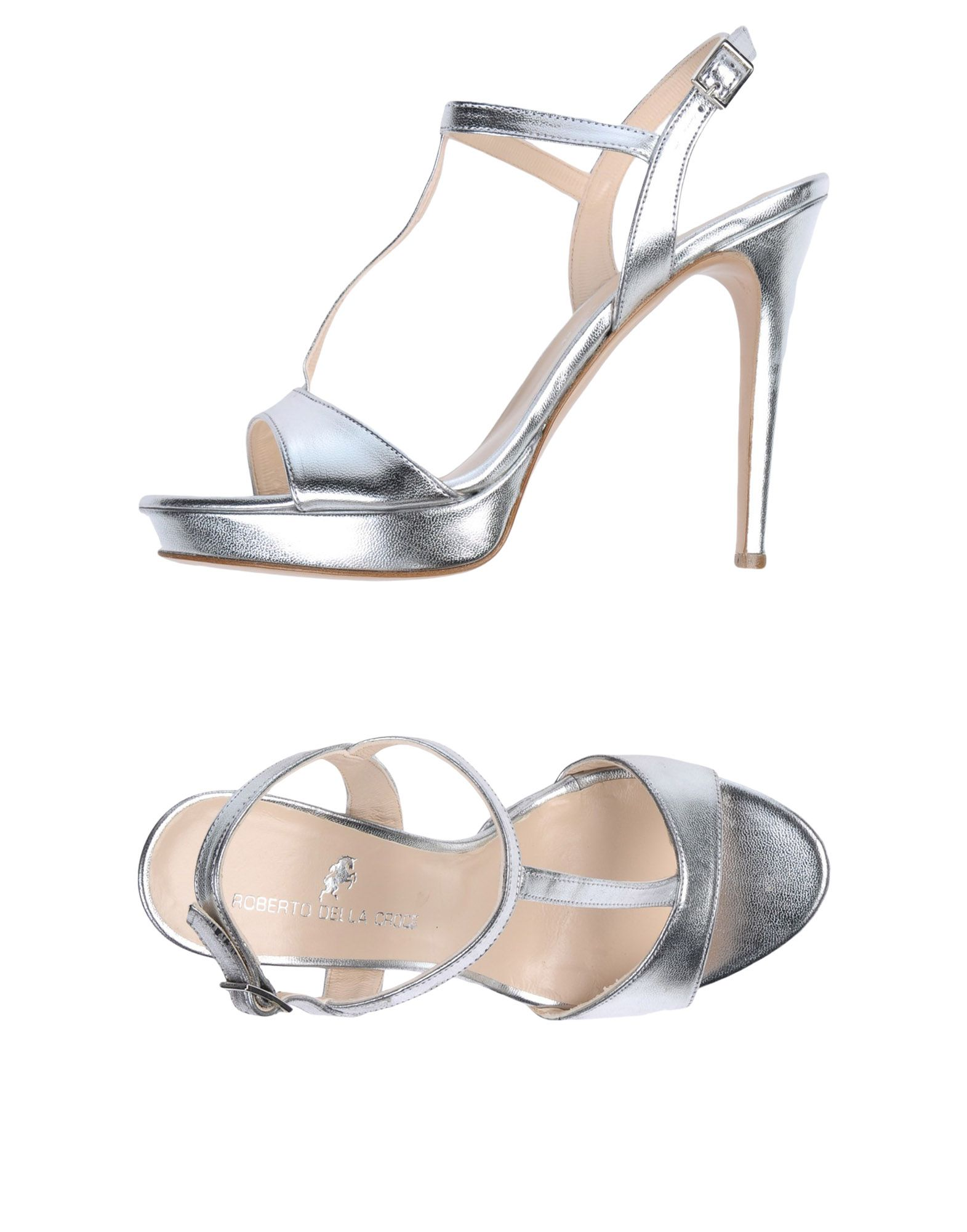 Roberto Della Croce Sandalen Damen  11411310LU Gute Qualität beliebte Schuhe