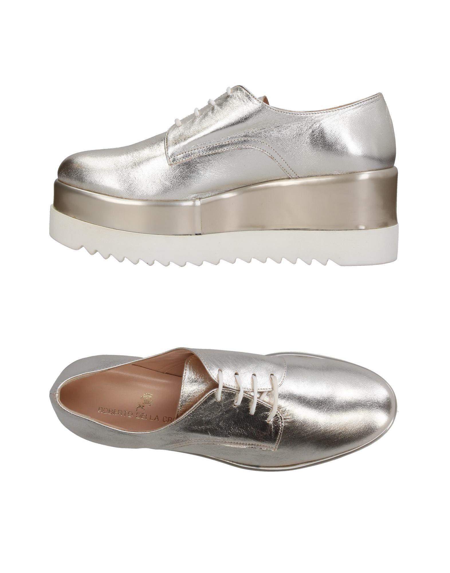 Chaussures À Lacets Roberto Della Croce Femme - Chaussures À Lacets Roberto Della Croce sur