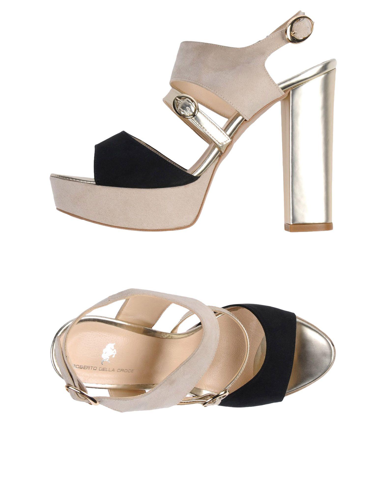 Roberto Della Croce Sandalen Damen  Gute 11411364AL Gute  Qualität beliebte Schuhe 10a13a
