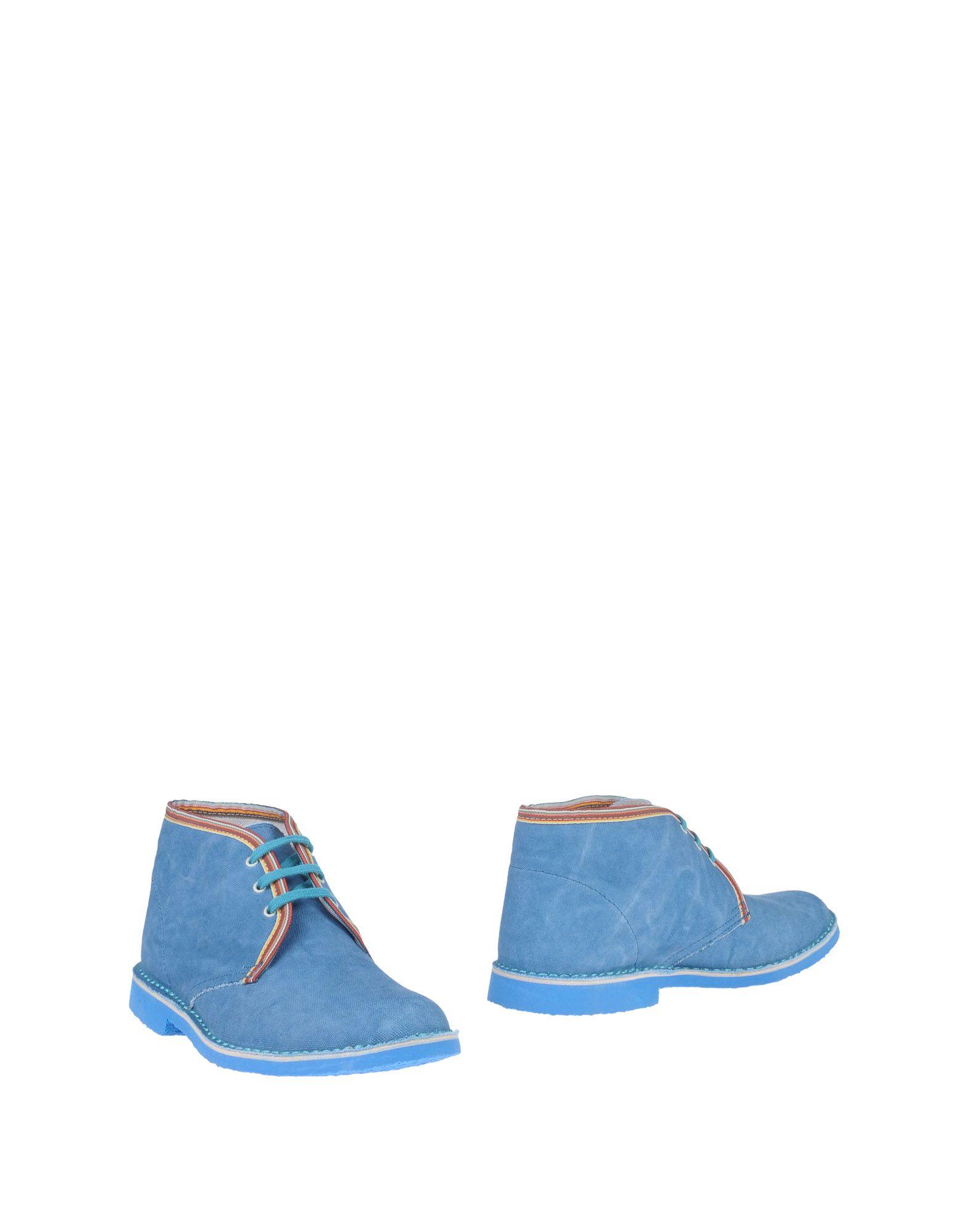 Rabatt echte Schuhe Brawn's Stiefelette Herren  11411397SF