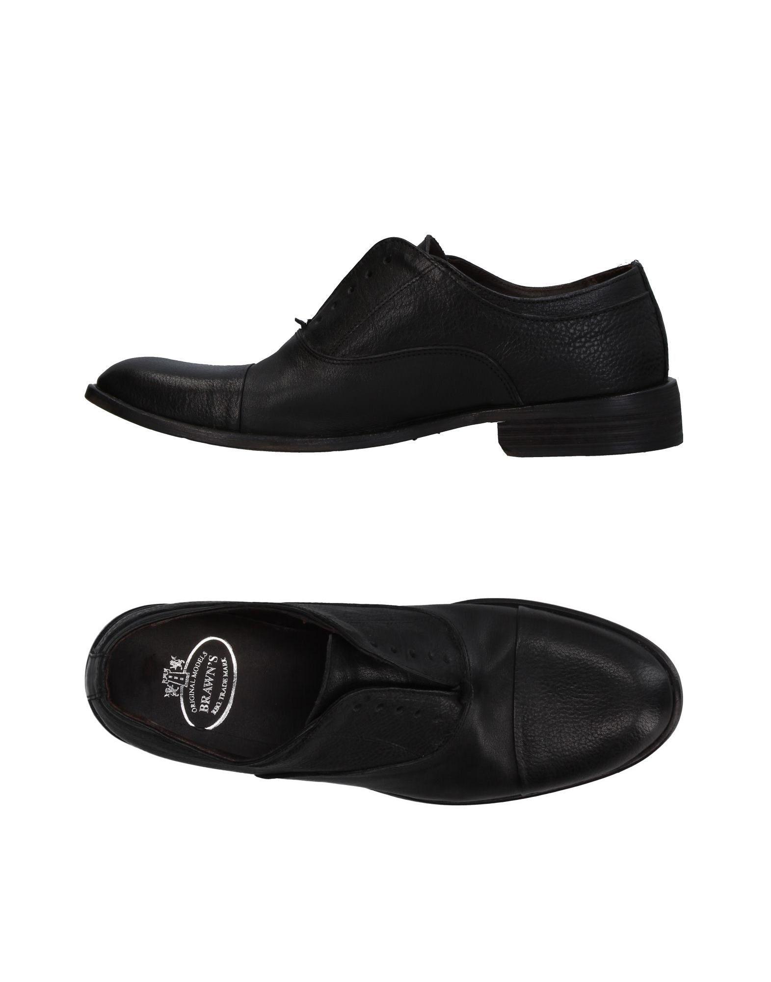 Brawn's Mokassins Herren  11411412TW Heiße Schuhe