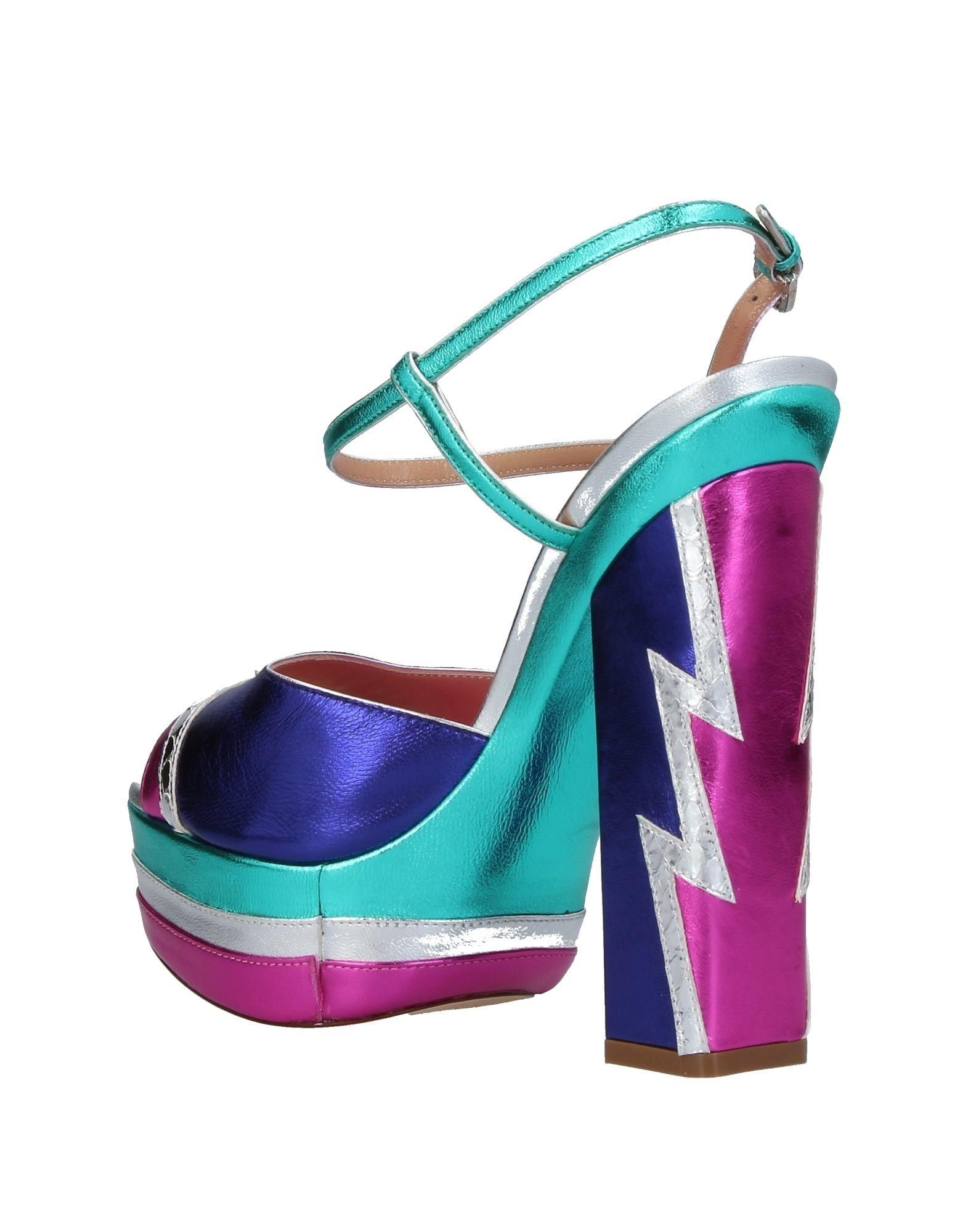 Dsquared2 Dsquared2 Dsquared2 Sandalen Damen  11411488RM Heiße Schuhe fb6f57