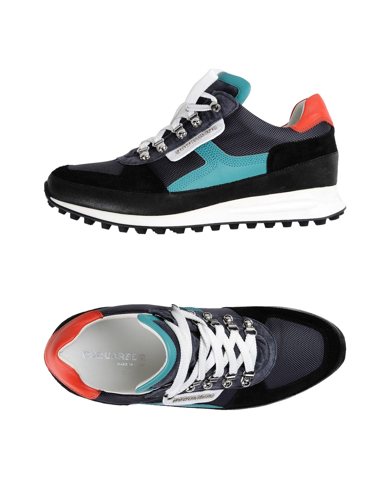 Dsquared2 Gute Sneakers Herren  11411490RD Gute Dsquared2 Qualität beliebte Schuhe 72a05f