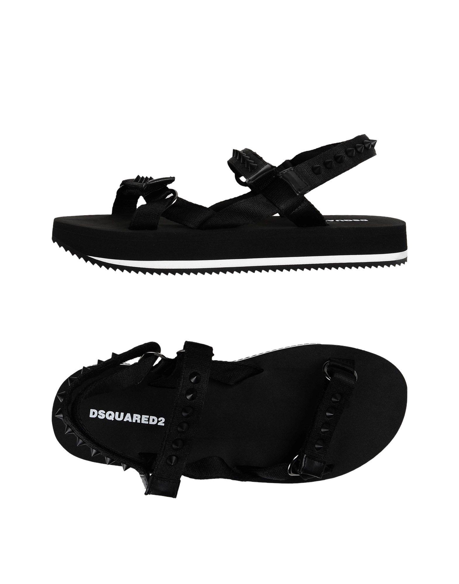 Rabatt echte  Schuhe Dsquared2 Dianetten Herren  echte 11411501AR f9f2d6