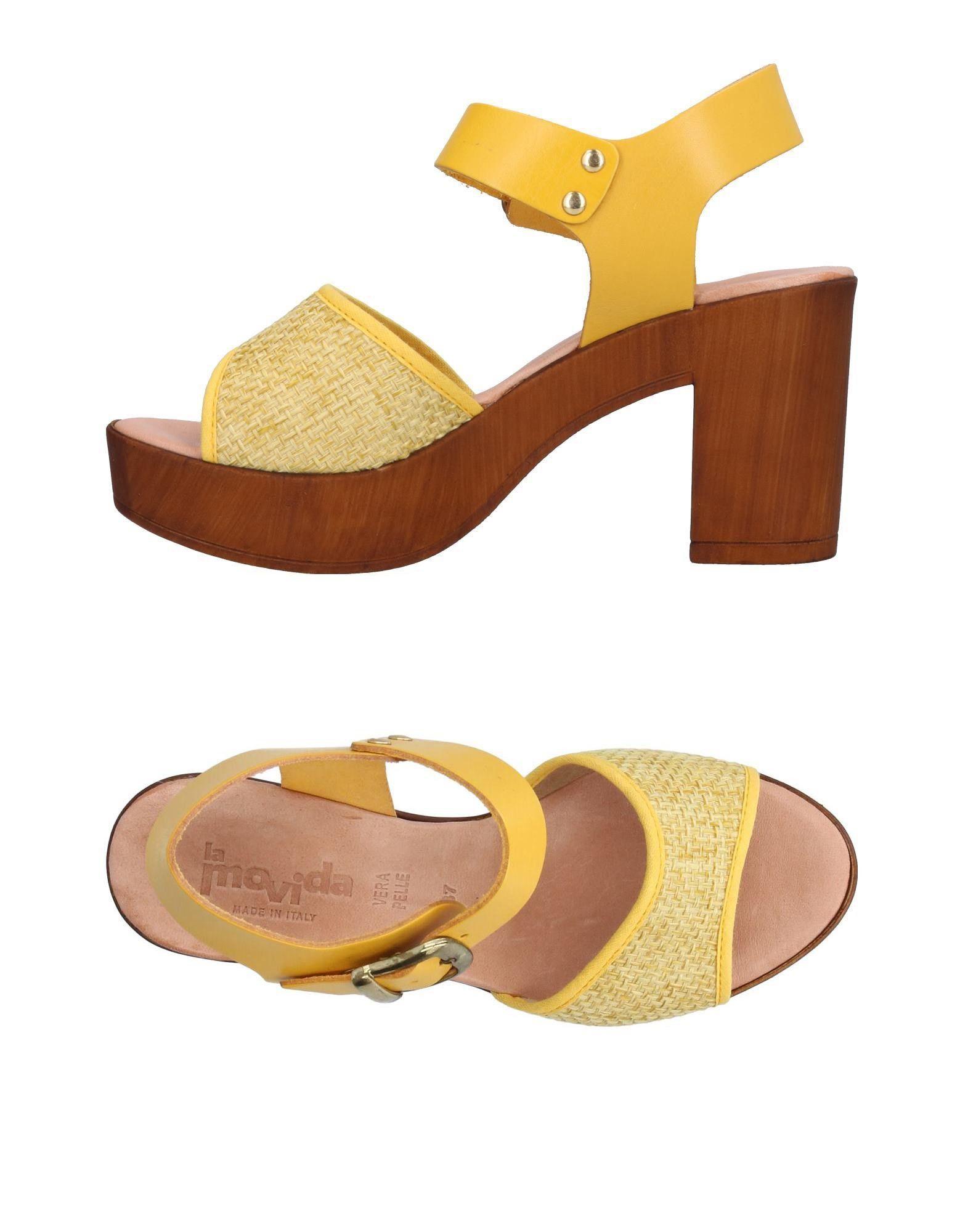 La Movida Sandalen Damen  11411607OU Neue Schuhe