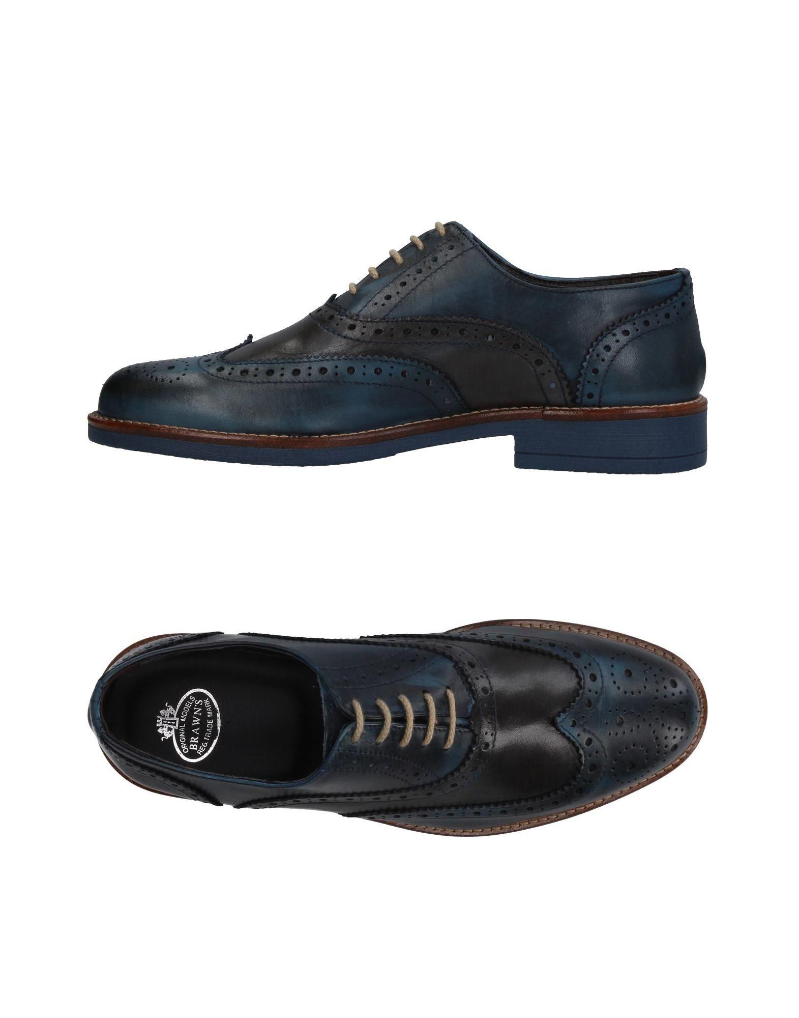 Rabatt echte Schuhe Brawn's Schnürschuhe Herren  11411651HM