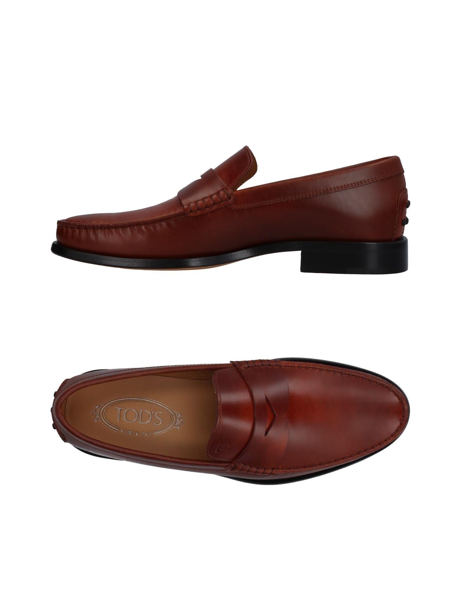 Tod's Mokassins Herren  beliebte 11411670BK Gute Qualität beliebte  Schuhe b56c7a