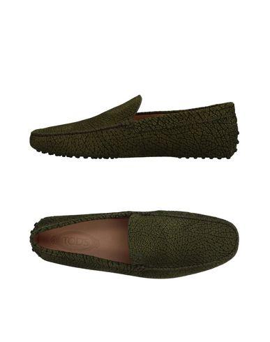 Zapatos con descuento Mocasín Tod's Hombre - Mocasines Tod's - 11411672UQ Verde militar