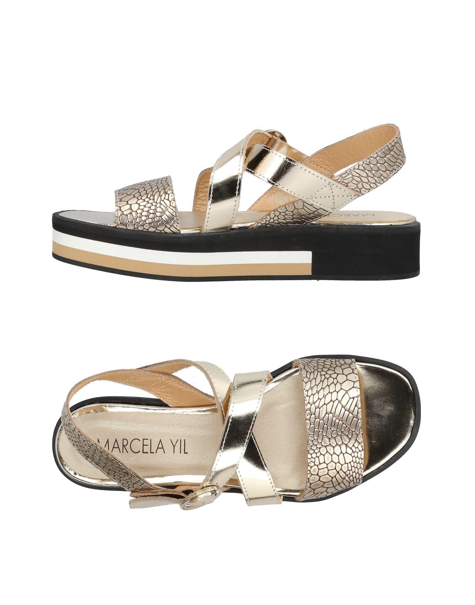 Marcela Yil Sandalen Damen  11411693FD Gute Qualität beliebte Schuhe