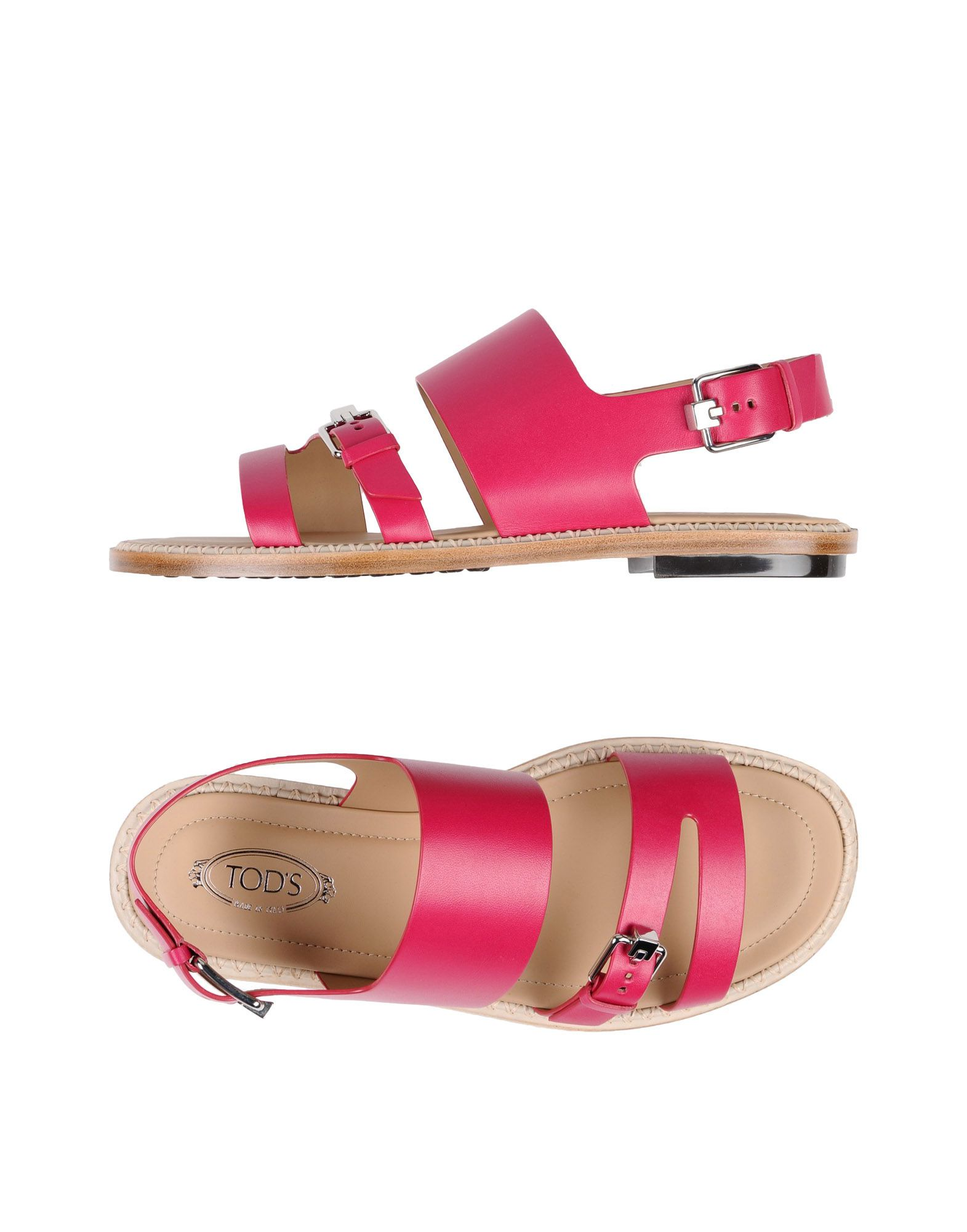 Stilvolle billige Schuhe Tod's Sandalen Damen  11411698KL
